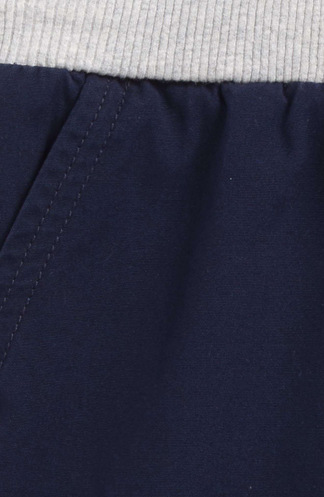 Ribbed Waist Utility Shorts,                             Alternate thumbnail 2, color,                             411