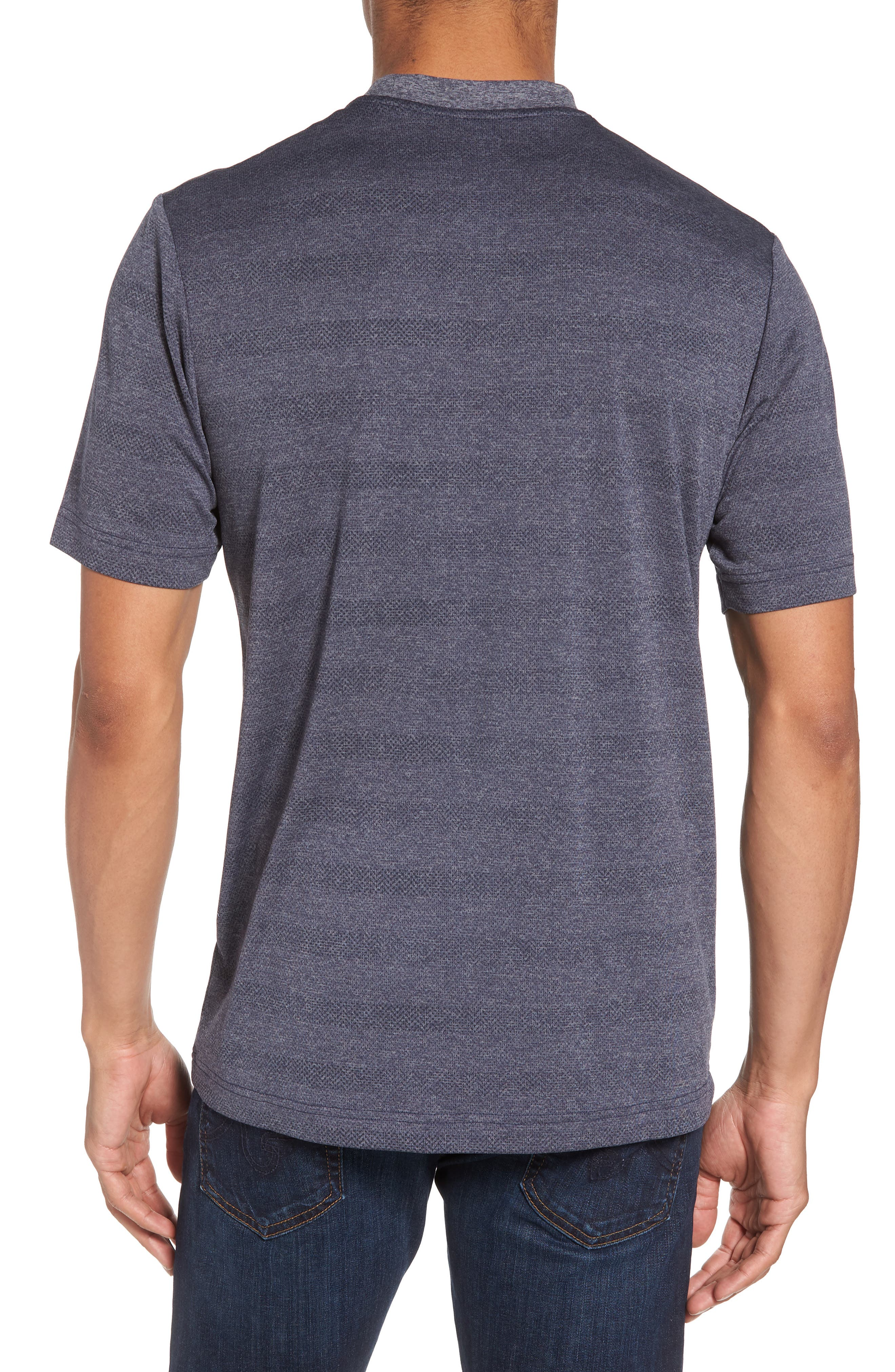 Upshift T-Shirt,                             Alternate thumbnail 2, color,                             HEATHER GRIFFIN