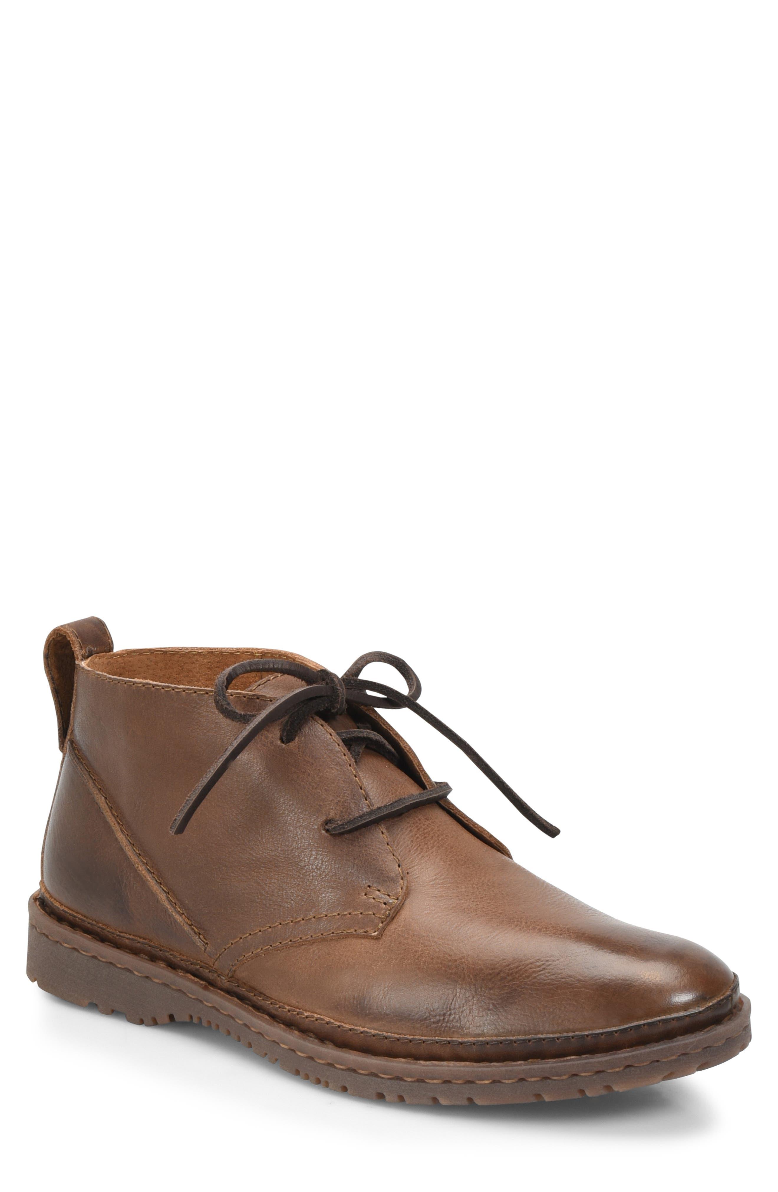 Elk II Chukka Boot,                         Main,                         color, BROWN/BROWN LEATHER