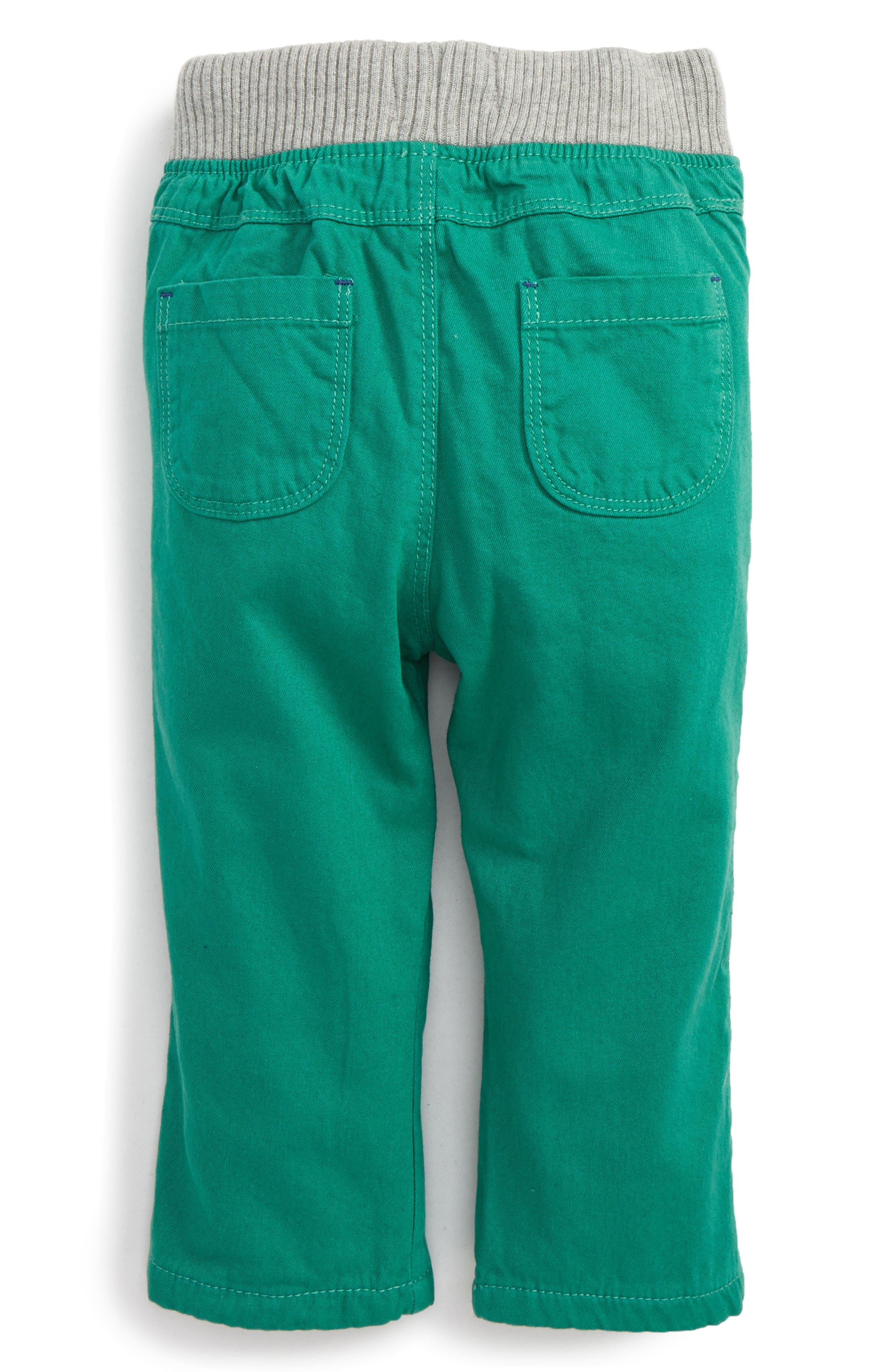 Rib Waist Pants,                             Alternate thumbnail 2, color,                             315