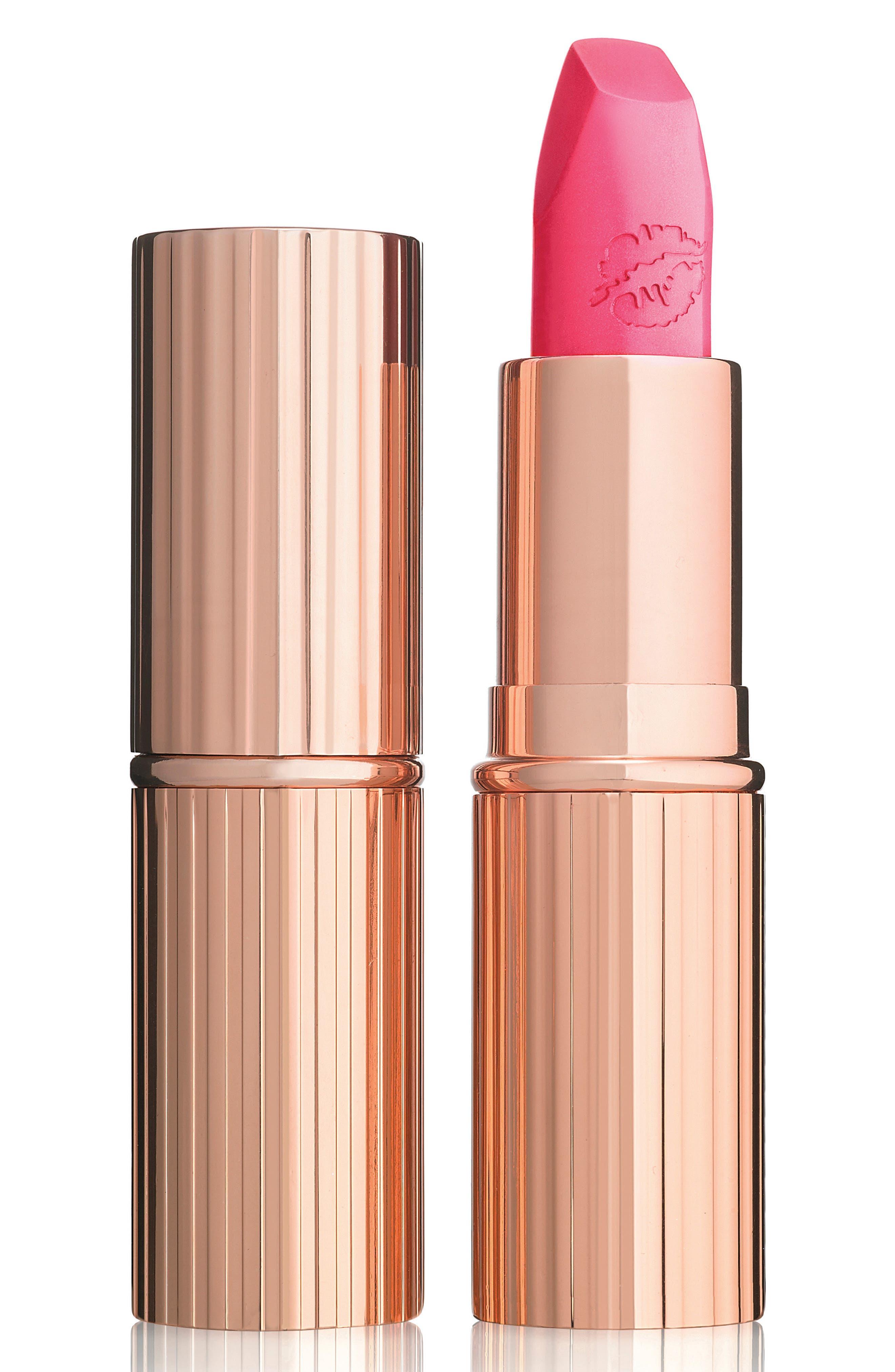 CHARLOTTE TILBURY,                             Hot Lips Lipstick,                             Main thumbnail 1, color,                             BOSWORTH'S BEAUTY