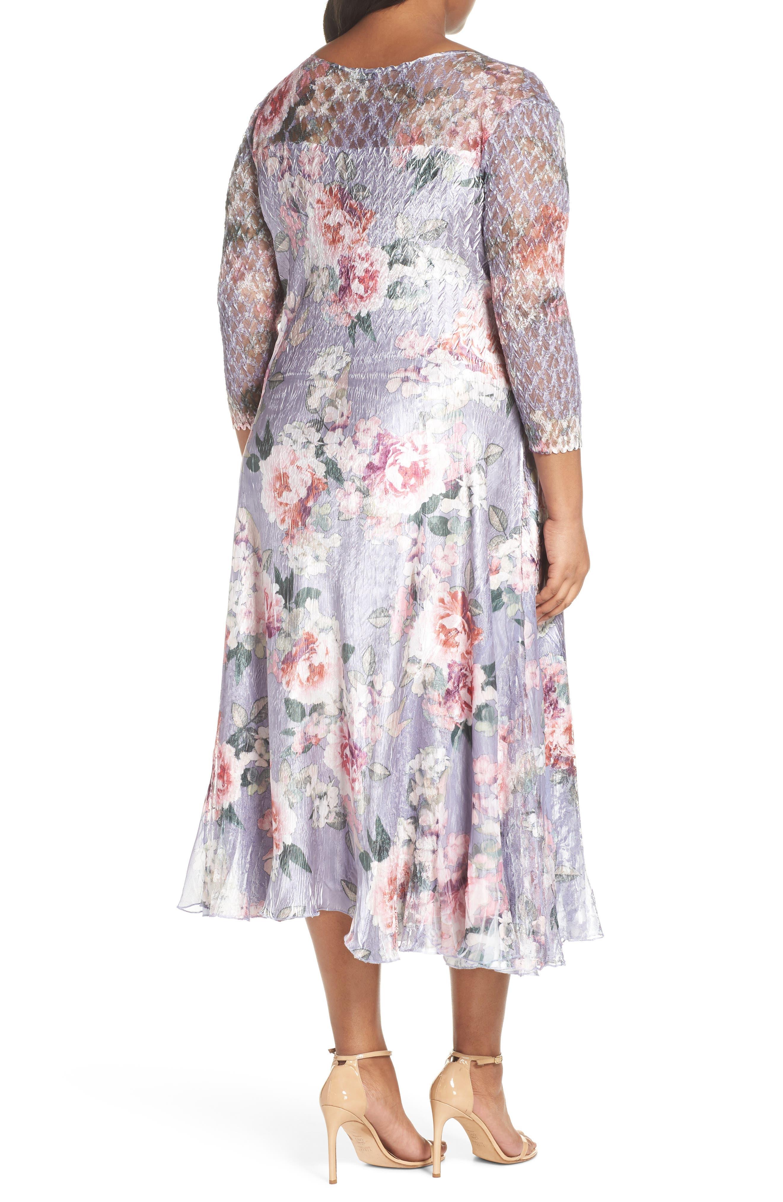 Charmeuse A-Line Dress,                             Alternate thumbnail 2, color,