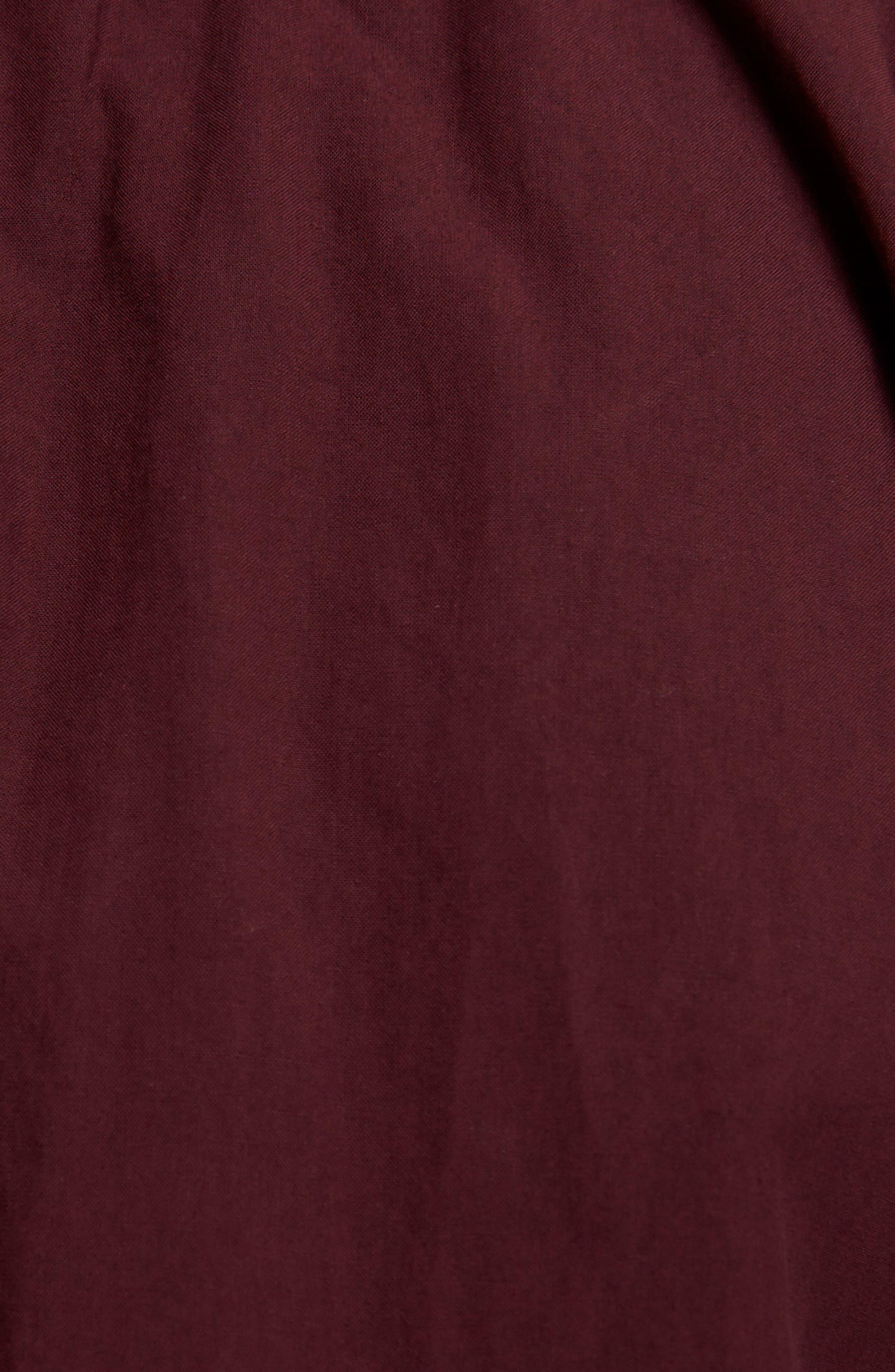 Hela Tie Waist Skirt,                             Alternate thumbnail 5, color,                             930
