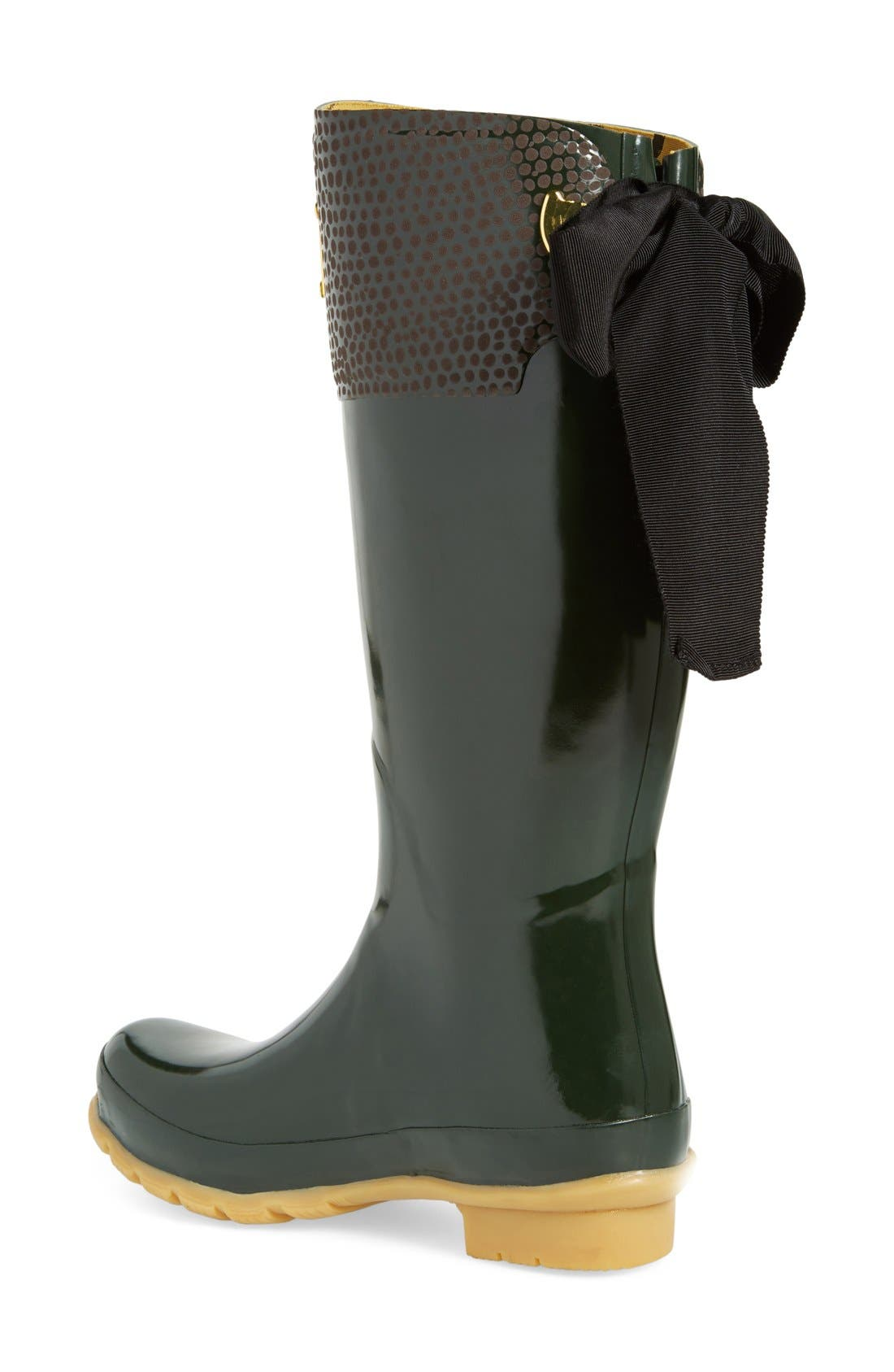 'Evedon' Rain Boot,                             Alternate thumbnail 19, color,