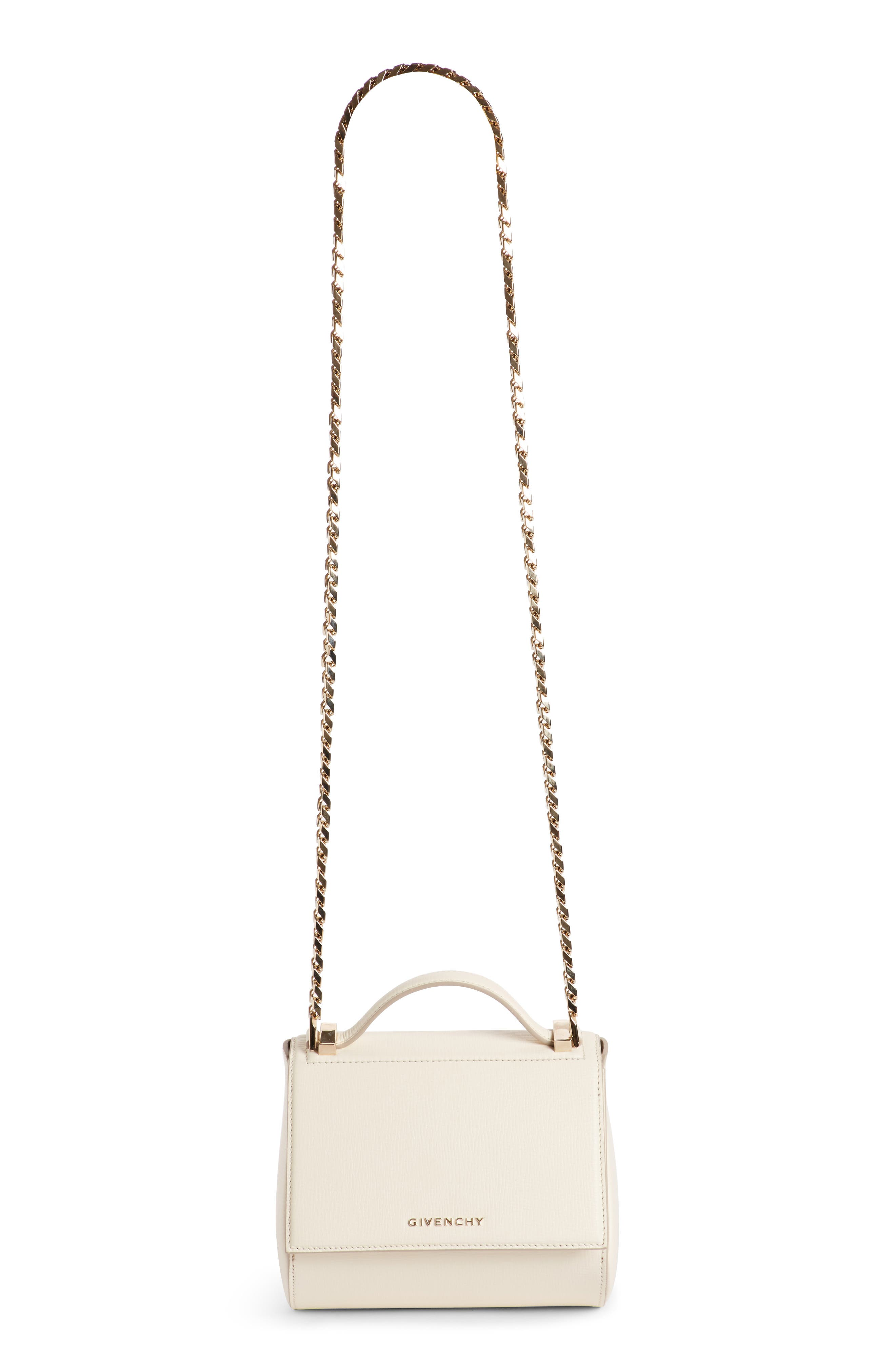 'Mini Pandora Box - Palma' Leather Shoulder Bag,                         Main,                         color, 900