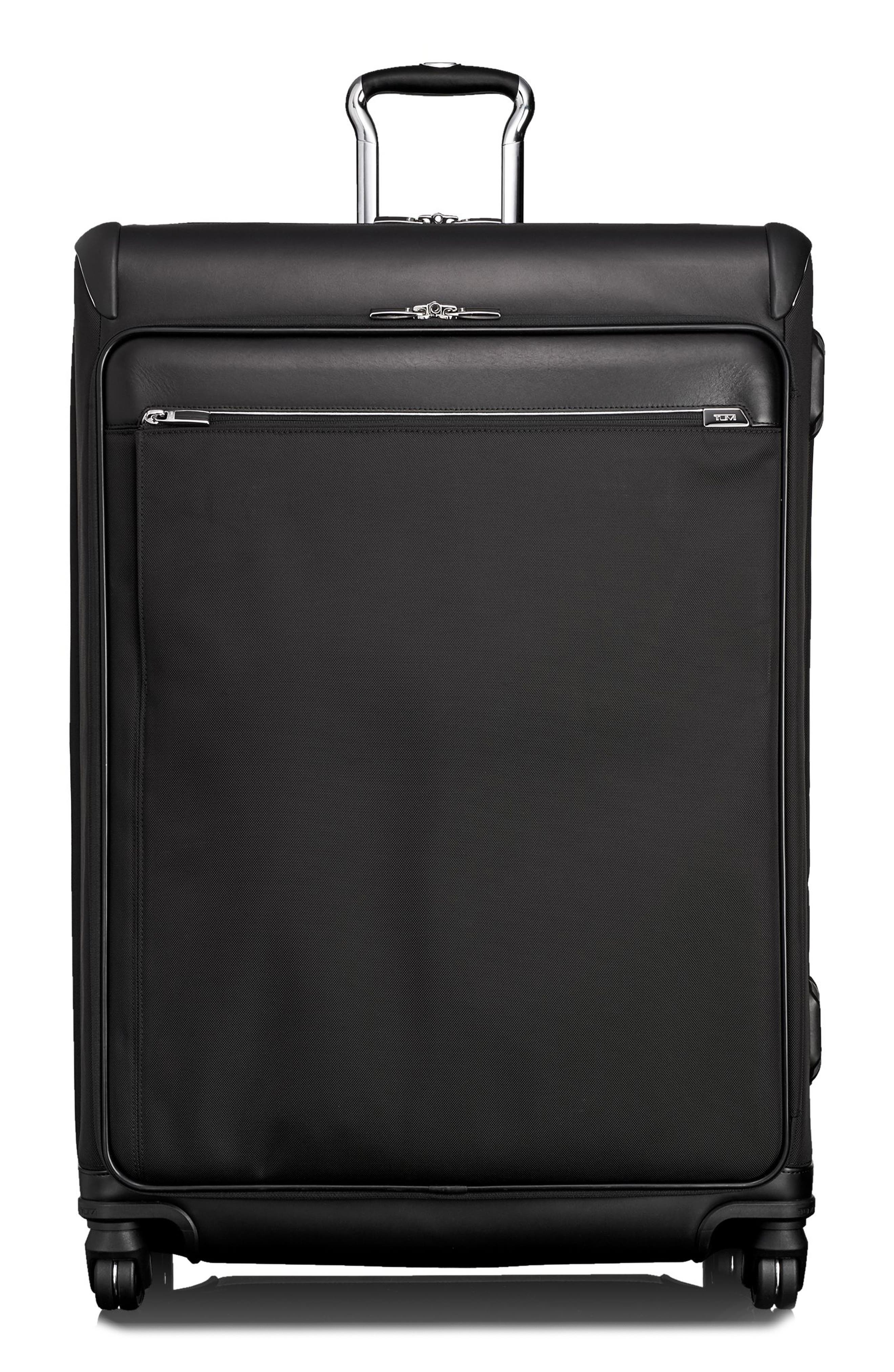 Stanley 31-Inch Extended Trip Expandable Packing Case,                             Main thumbnail 1, color,                             BLACK