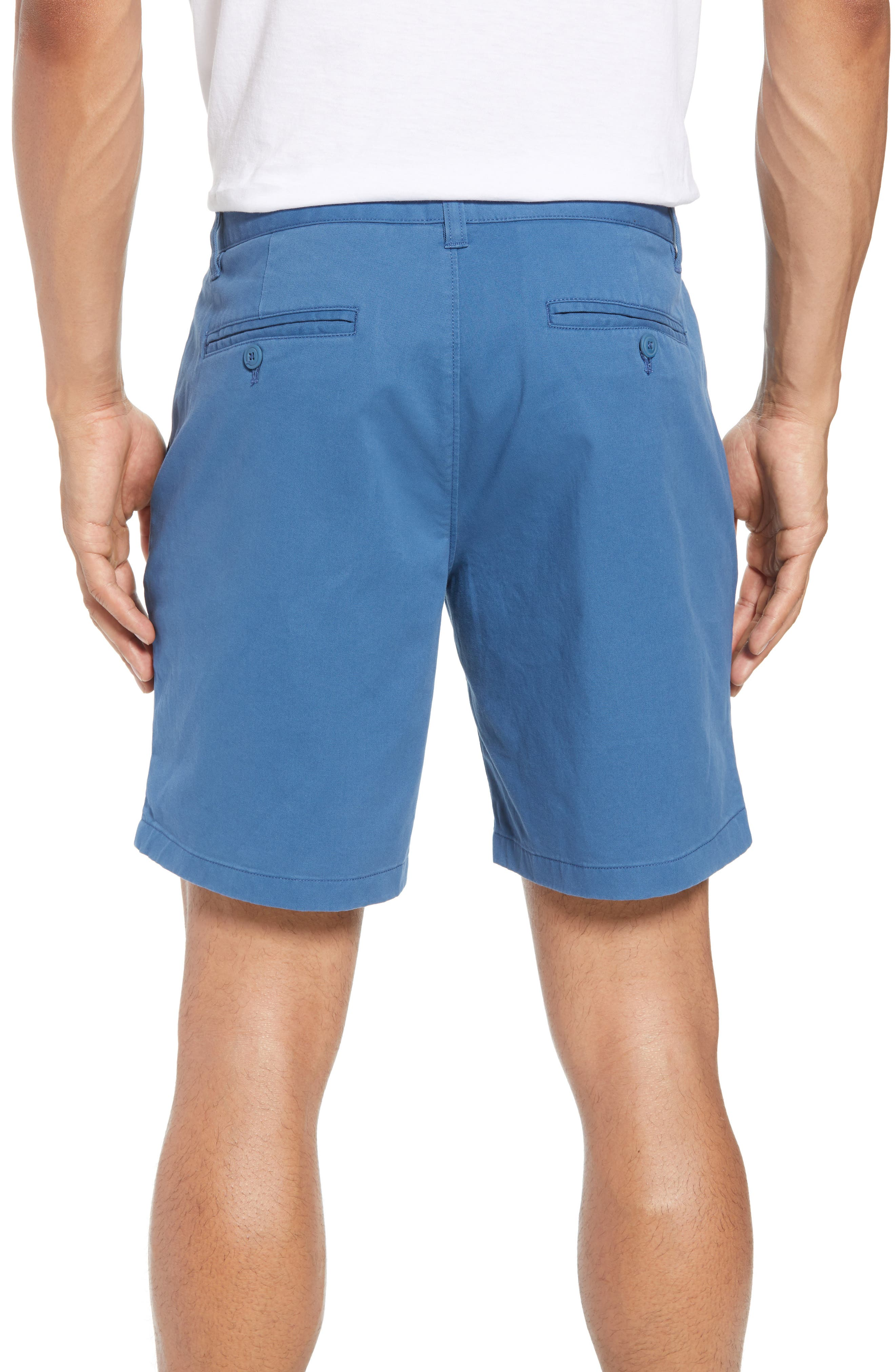 Stretch Washed Chino 7-Inch Shorts,                             Alternate thumbnail 34, color,