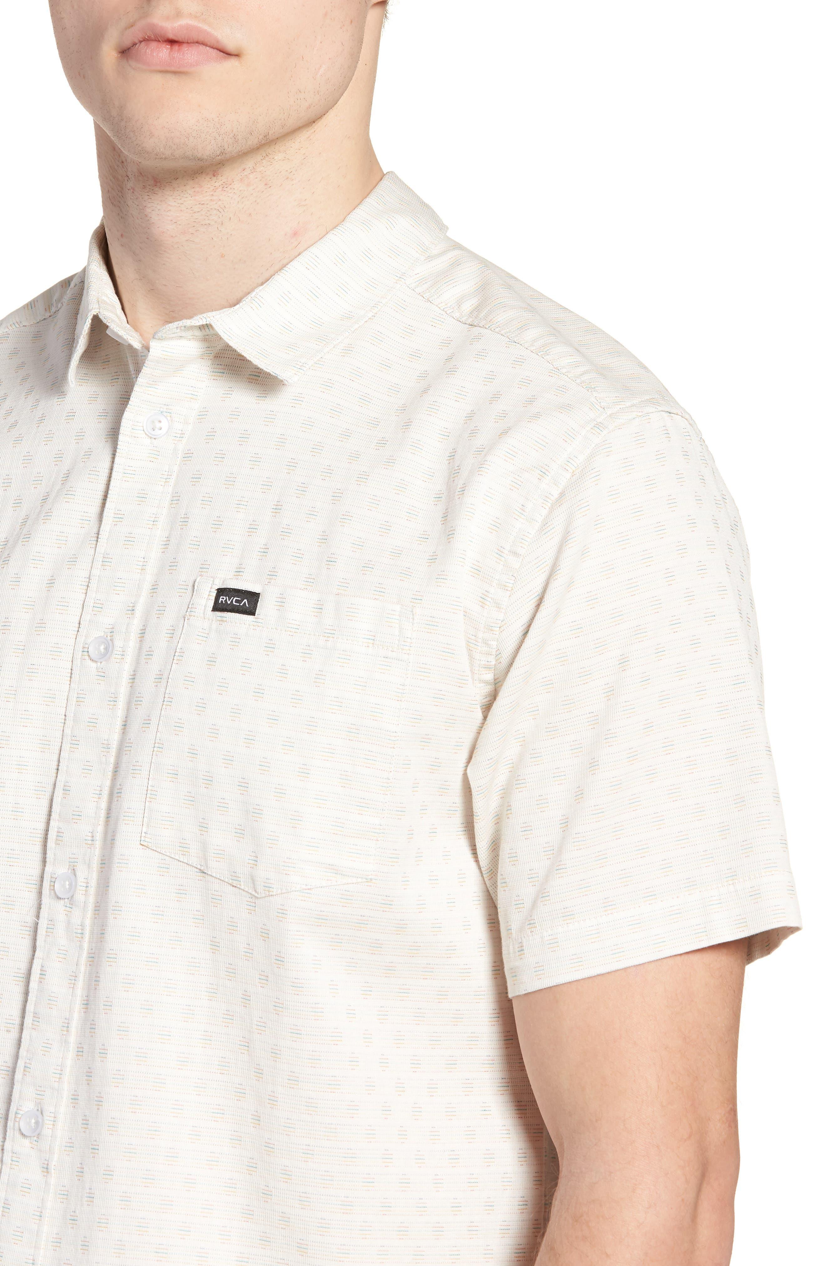 D2 Woven Shirt,                             Alternate thumbnail 4, color,                             900