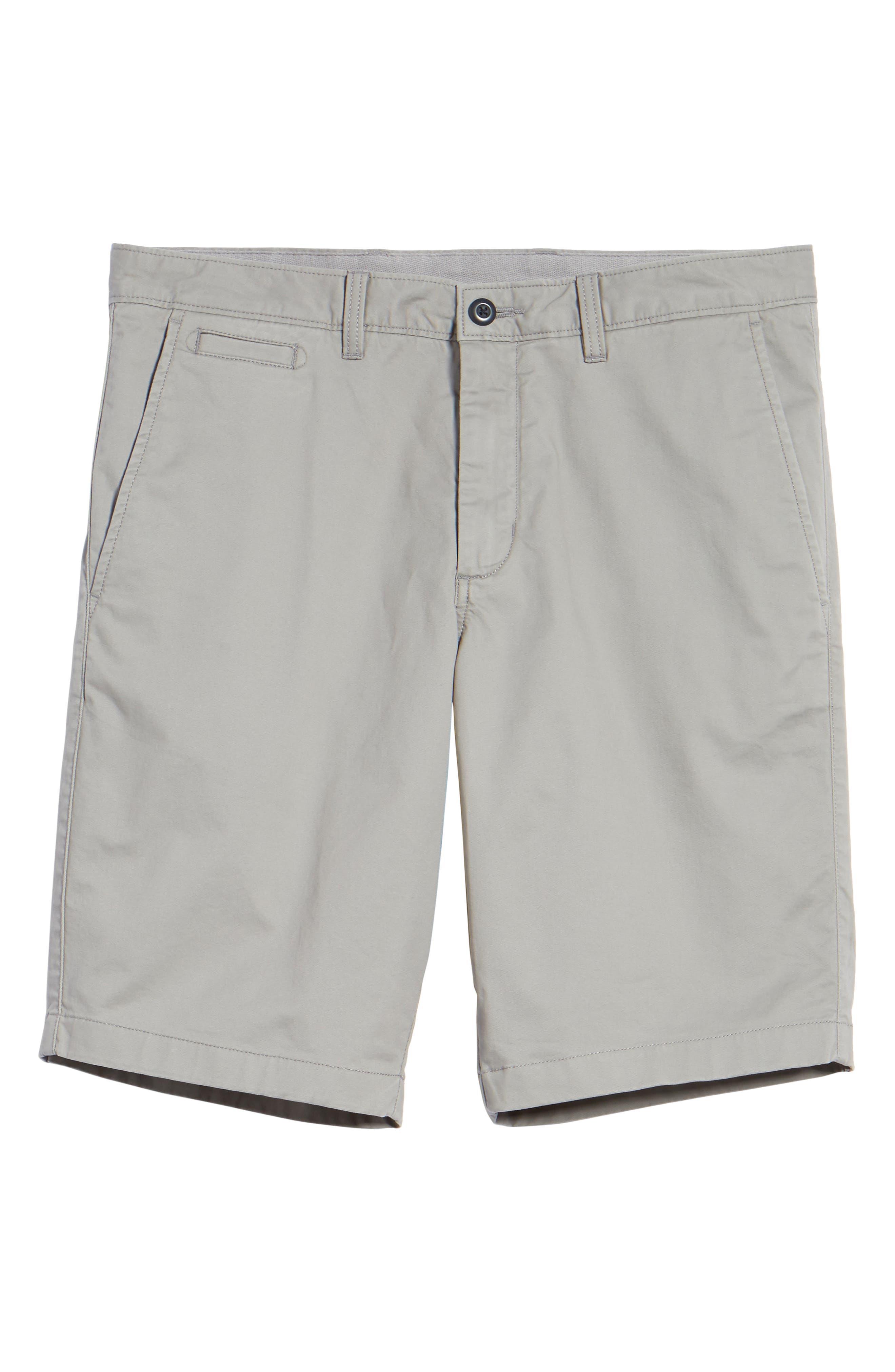 Ballard Slim Fit Stretch Chino 11-Inch Shorts,                             Alternate thumbnail 76, color,