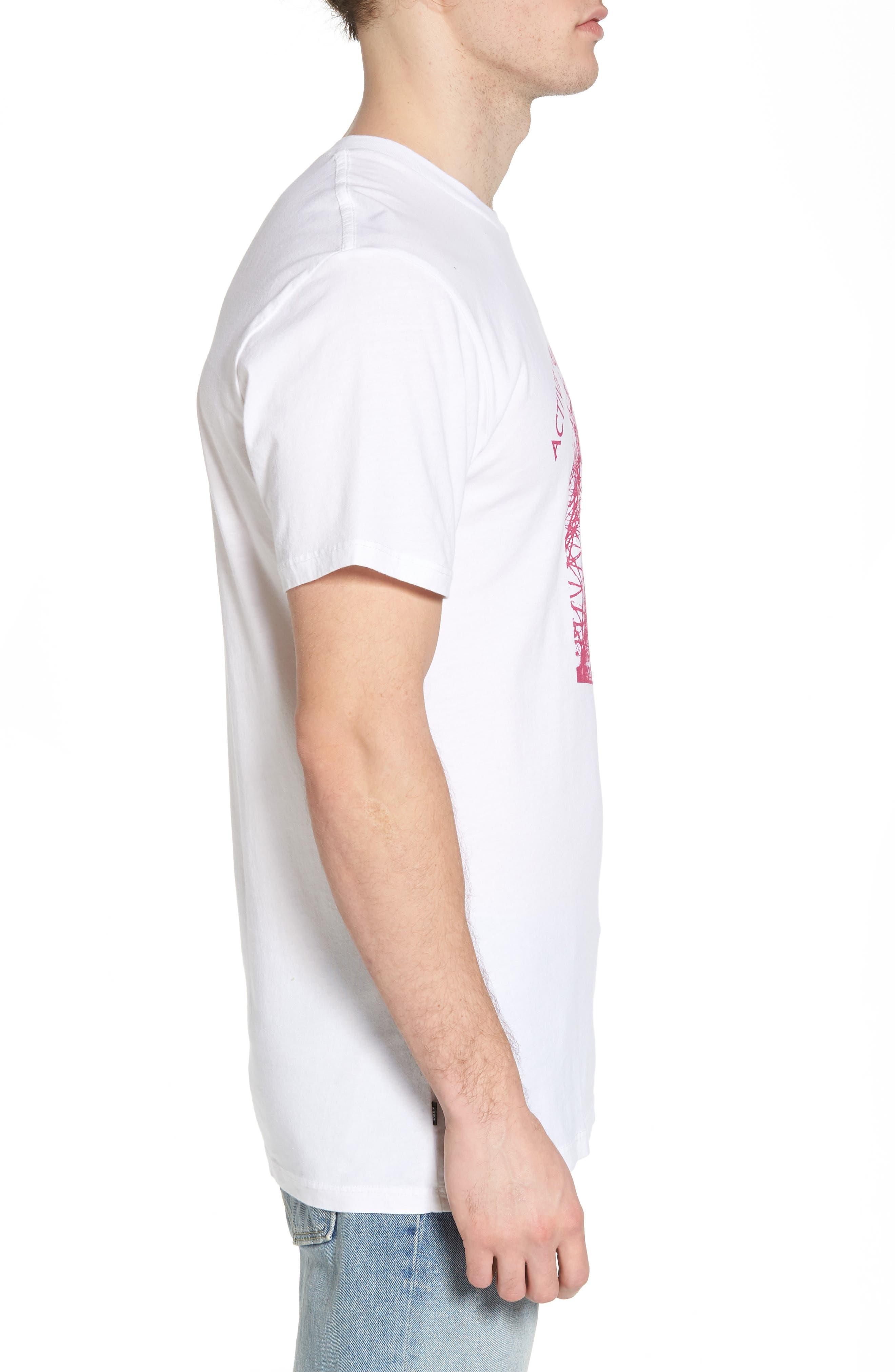 Radioactive Graphic T-Shirt,                             Alternate thumbnail 3, color,