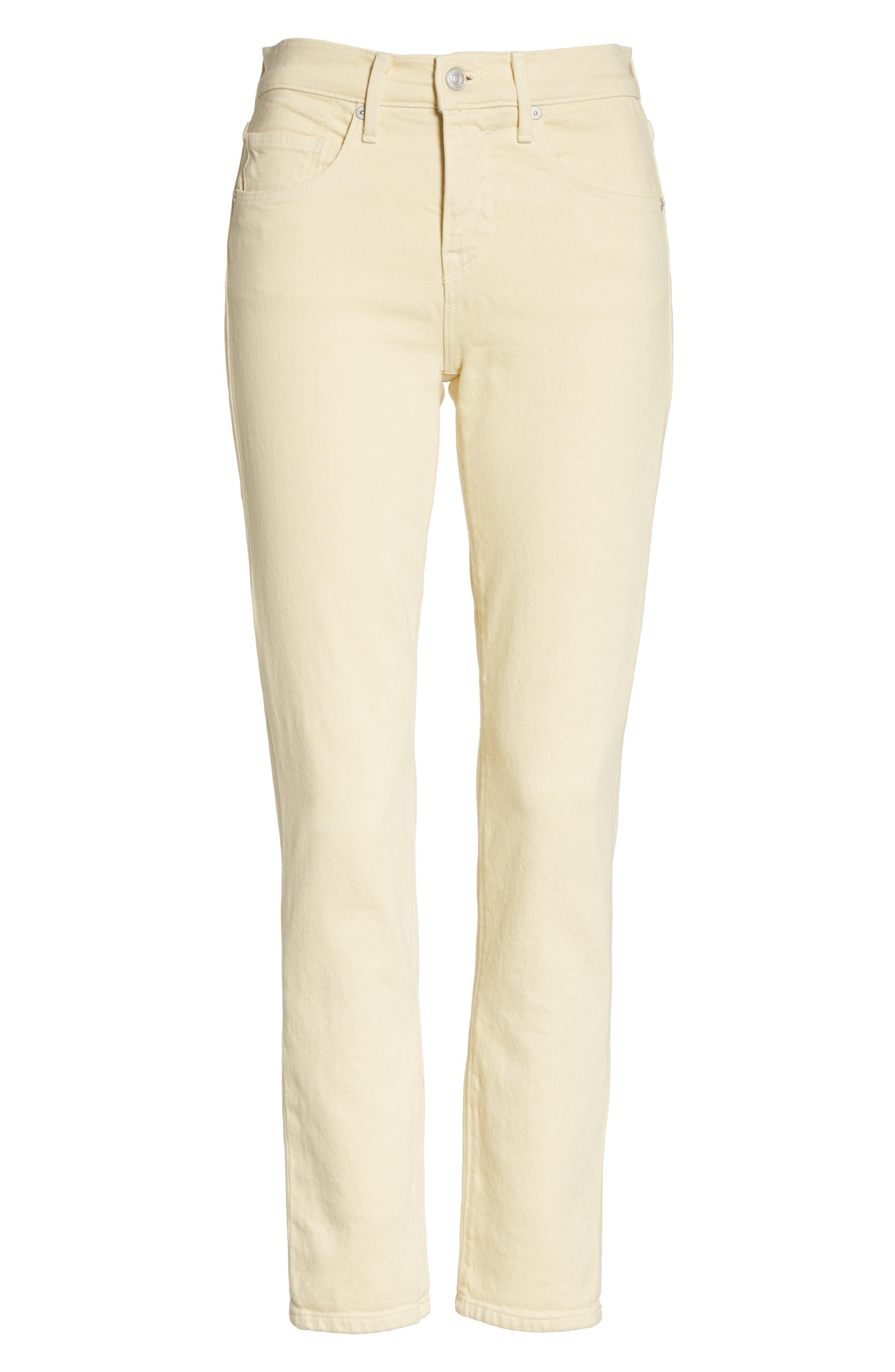 Skinny Crop Jeans,                             Alternate thumbnail 25, color,