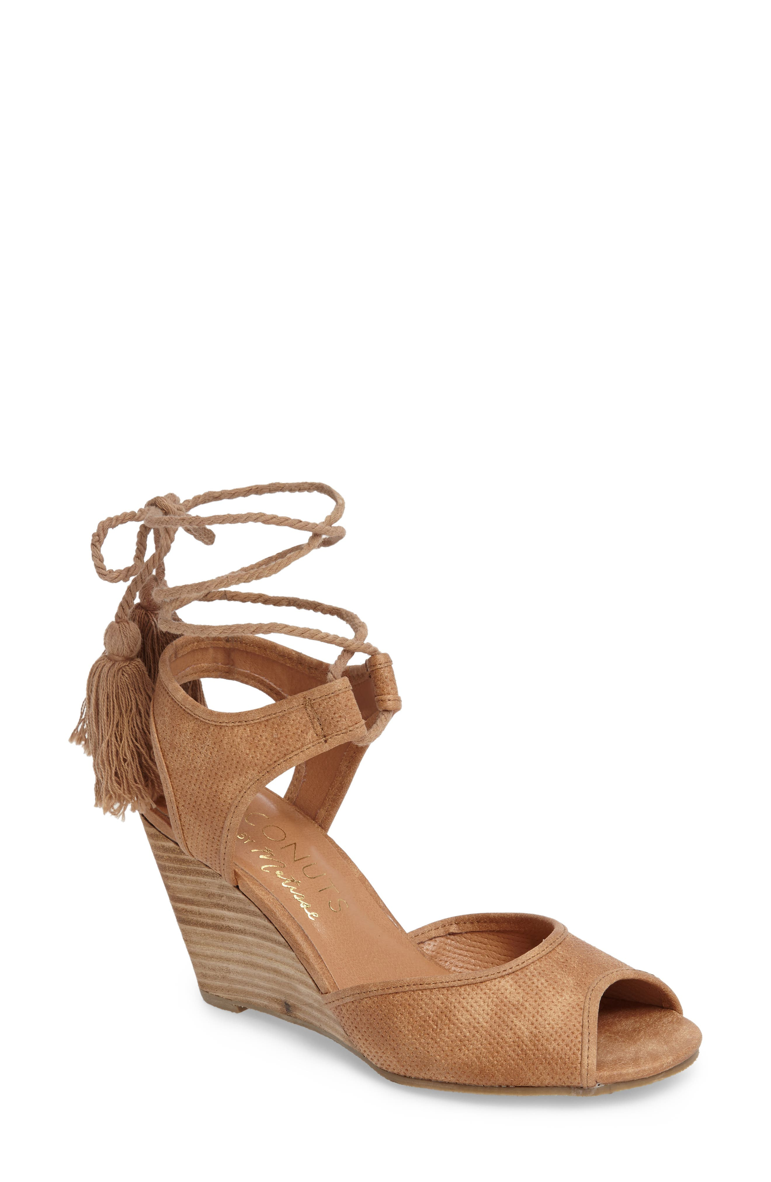Coconuts by Matisse Unify Wedge Sandal,                             Main thumbnail 1, color,                             255