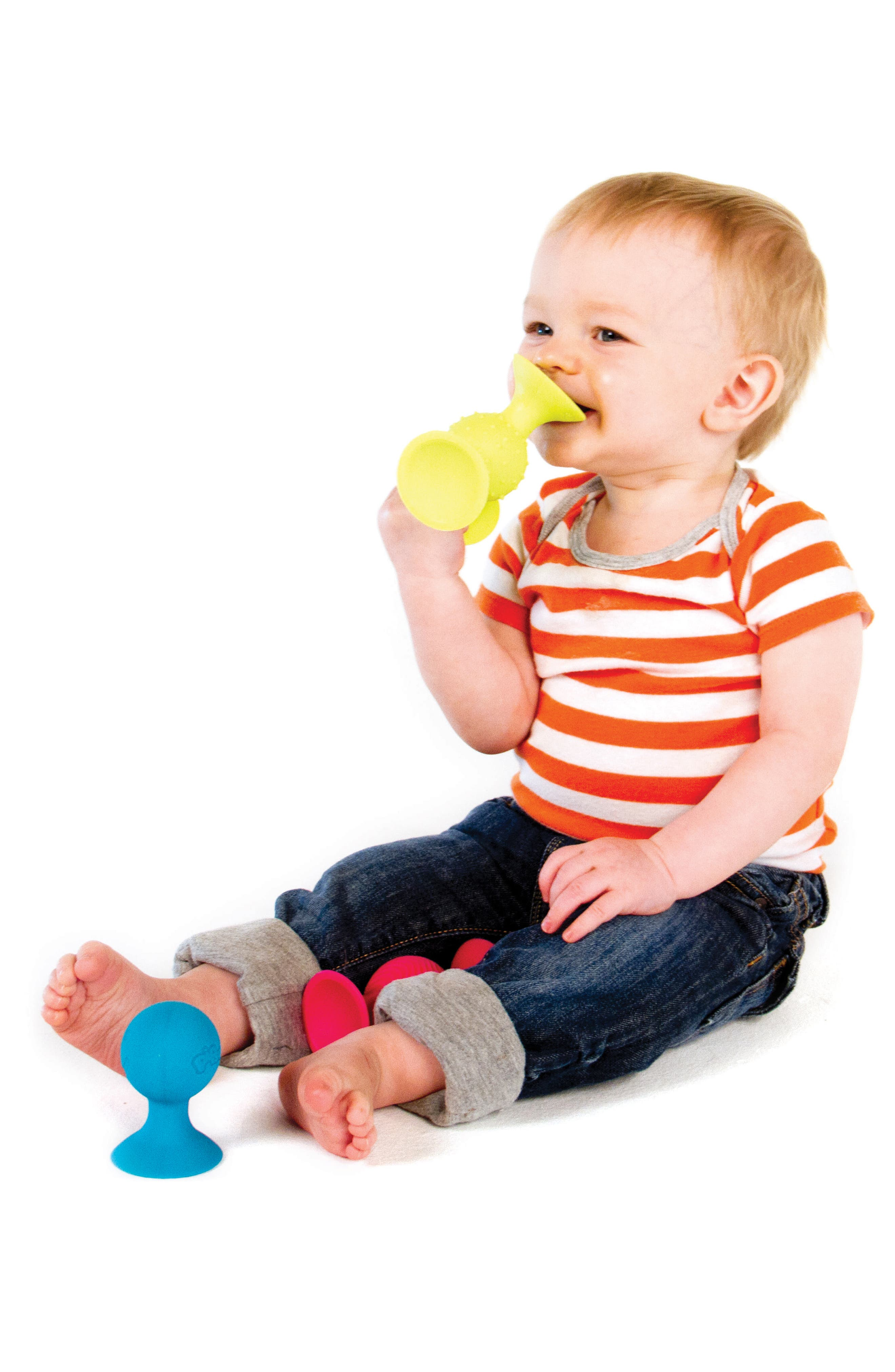 pipSquigz 3-Piece Suction Toy,                             Alternate thumbnail 5, color,