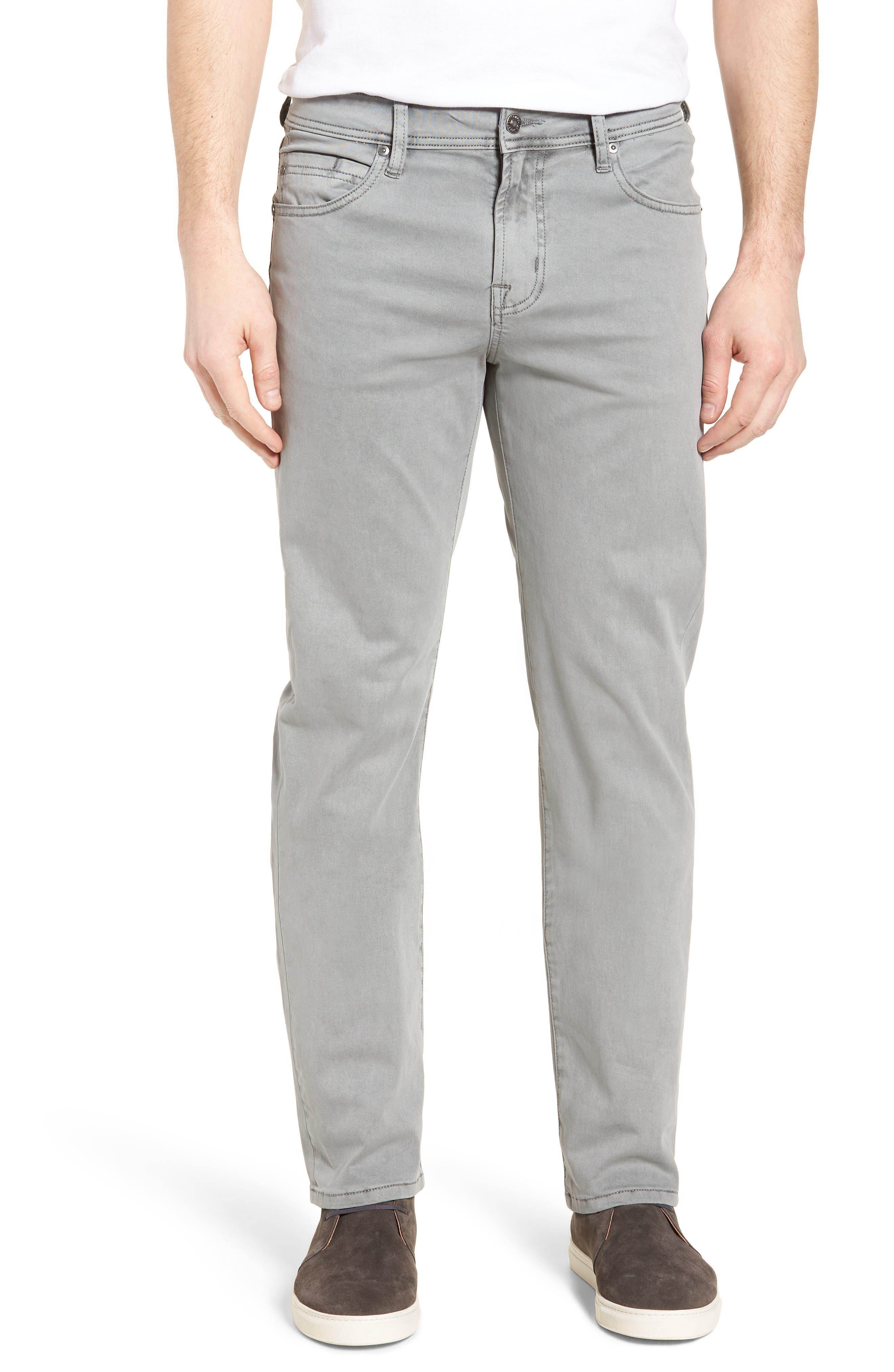 Jeans Co. Straight Leg Jeans,                             Main thumbnail 1, color,                             SHARKSKIN