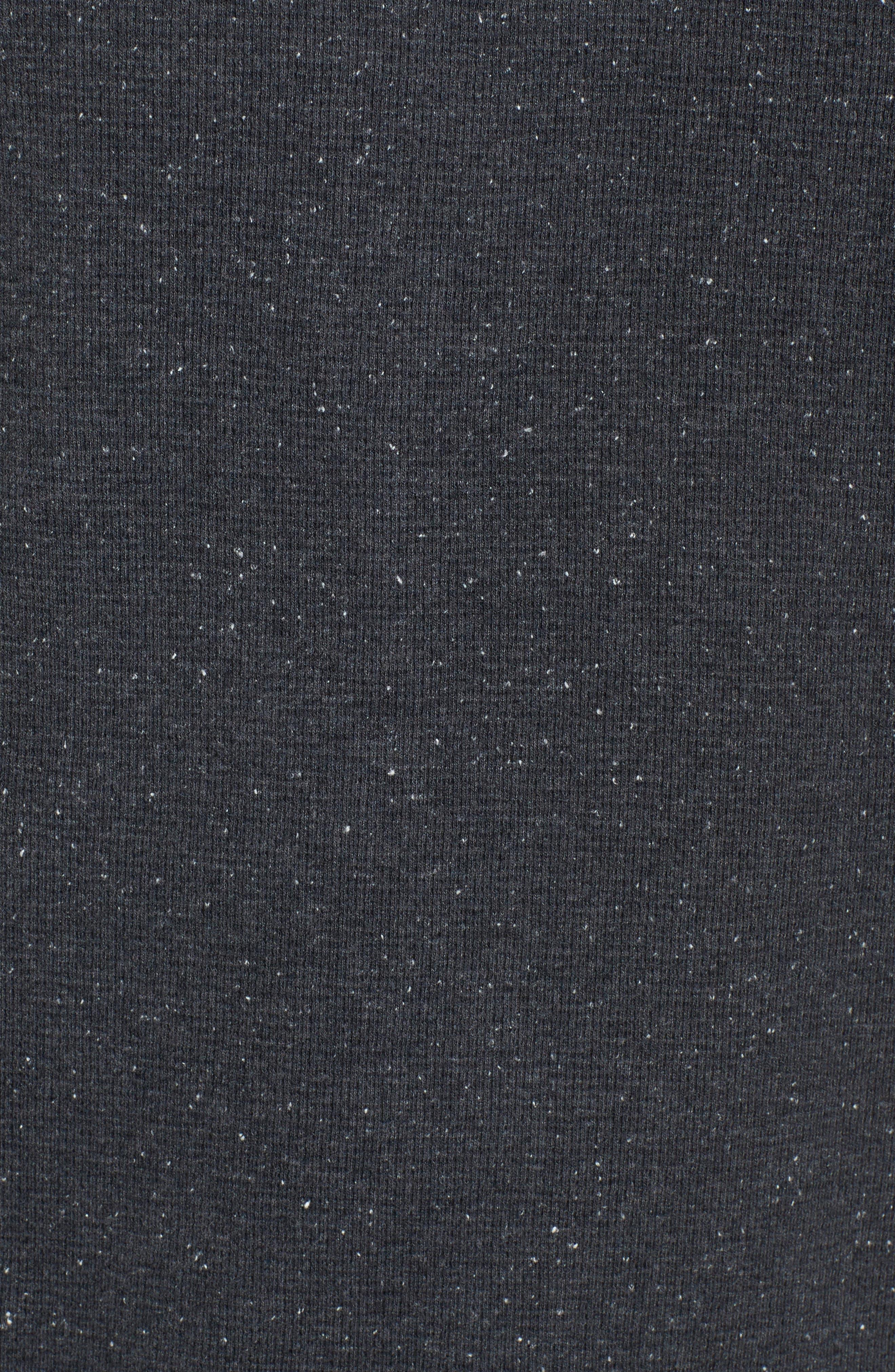 Burdett Thermal T-Shirt,                             Alternate thumbnail 5, color,                             001