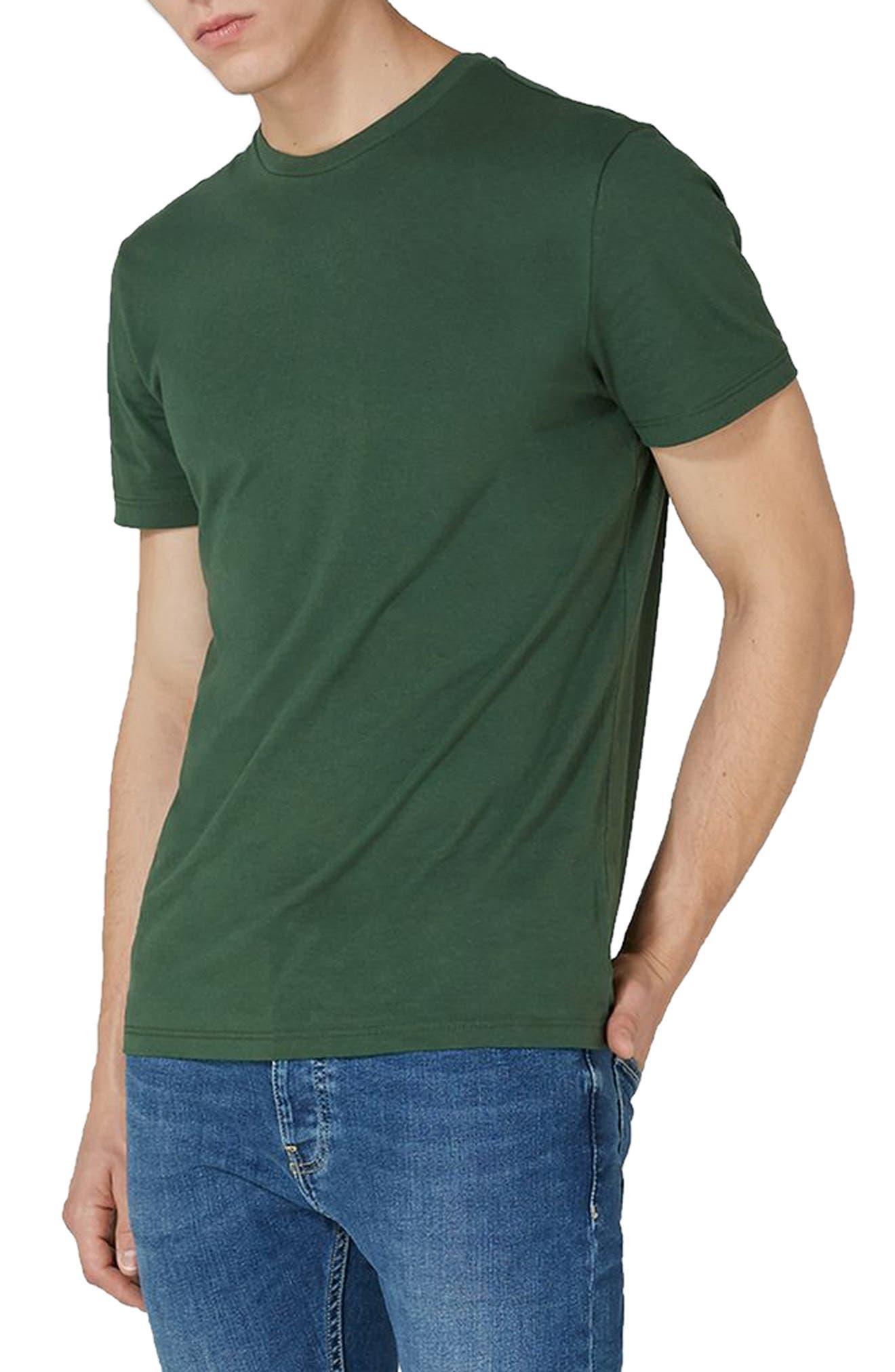 Slim Fit Crewneck T-Shirt,                             Main thumbnail 9, color,