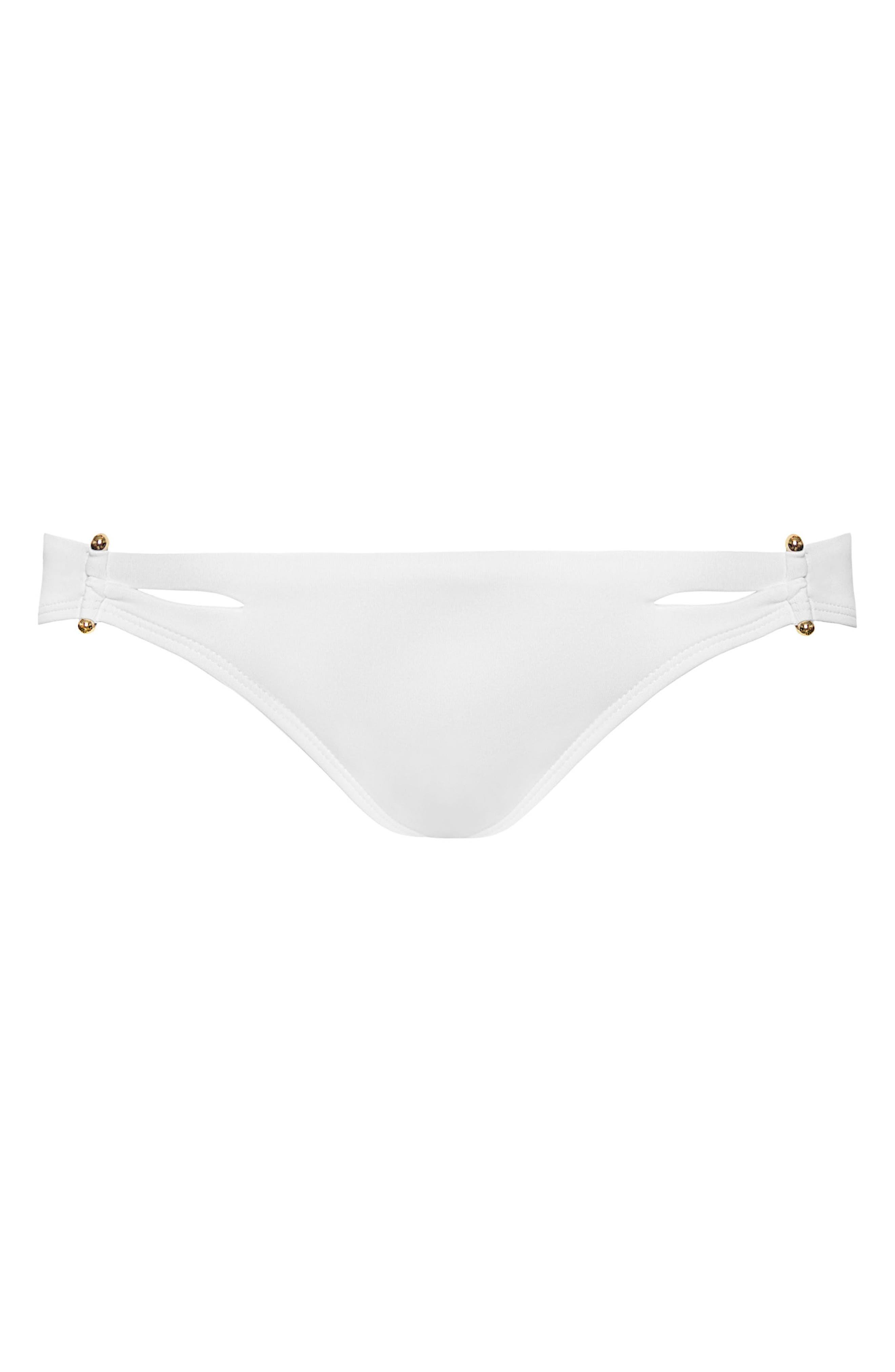 Ava Bikini Bottoms,                             Alternate thumbnail 3, color,                             100