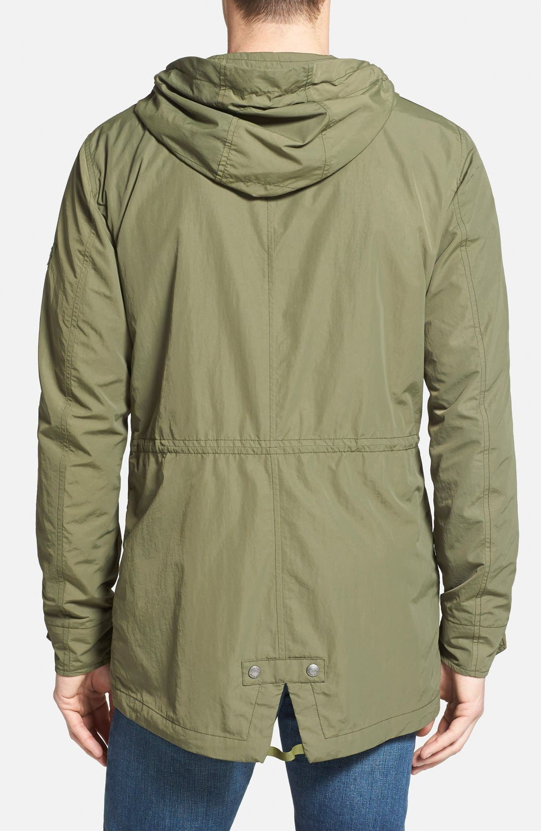 Woolrich Military Anorak,                             Alternate thumbnail 2, color,                             337
