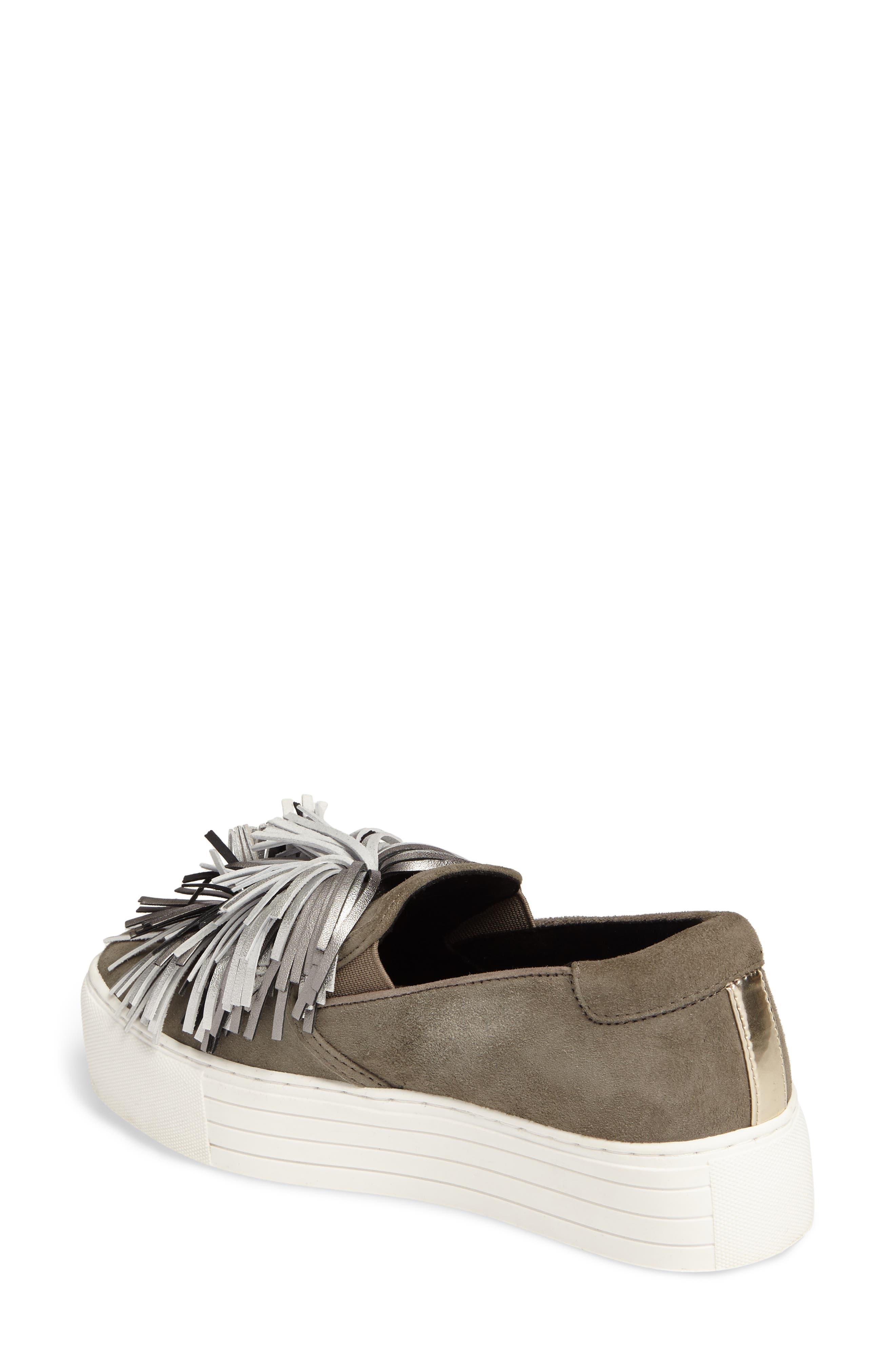 Jayson Pom Platform Sneaker,                             Alternate thumbnail 2, color,                             090