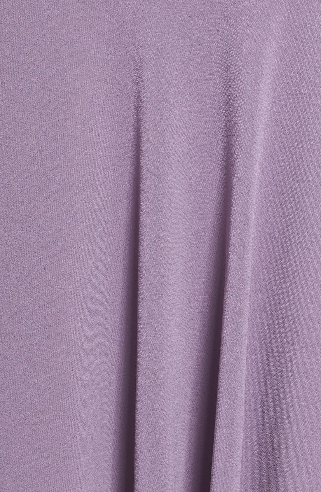 Chiffon Halter Gown,                             Alternate thumbnail 11, color,