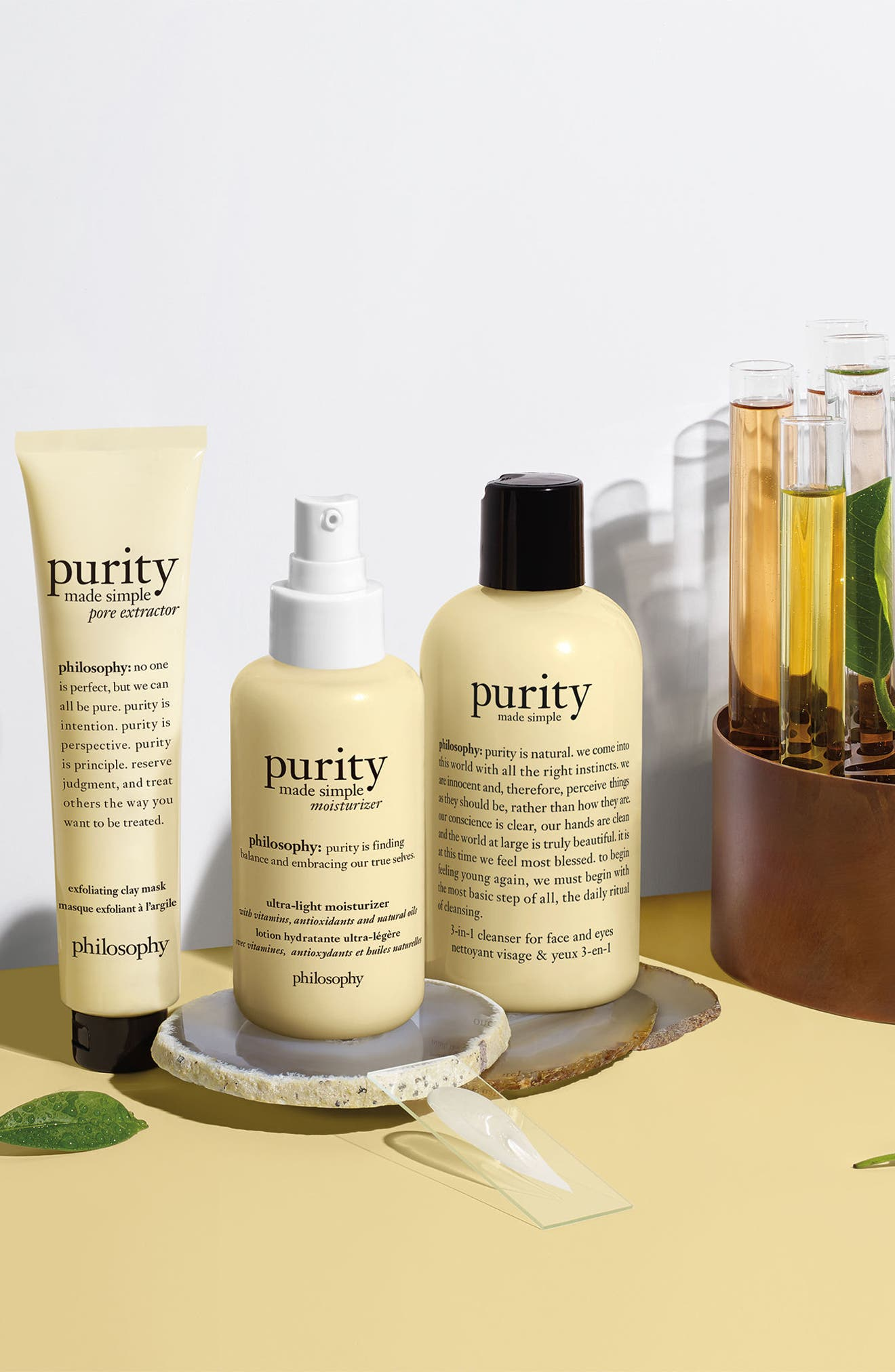 purity made simple ultra-light moisturizer,                             Alternate thumbnail 5, color,                             NO COLOR