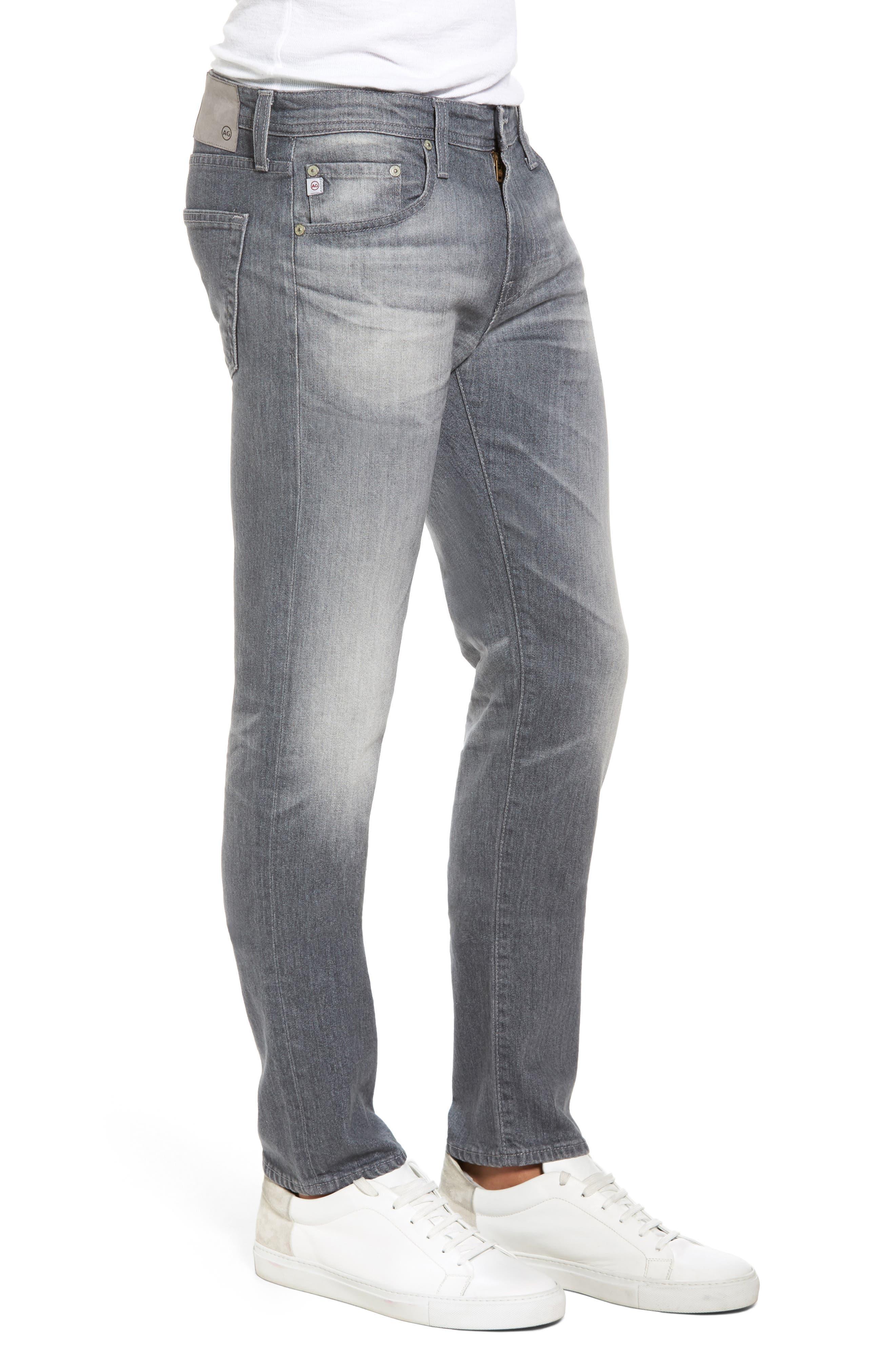 Tellis Modern Slim Fit Jeans,                             Alternate thumbnail 3, color,                             020