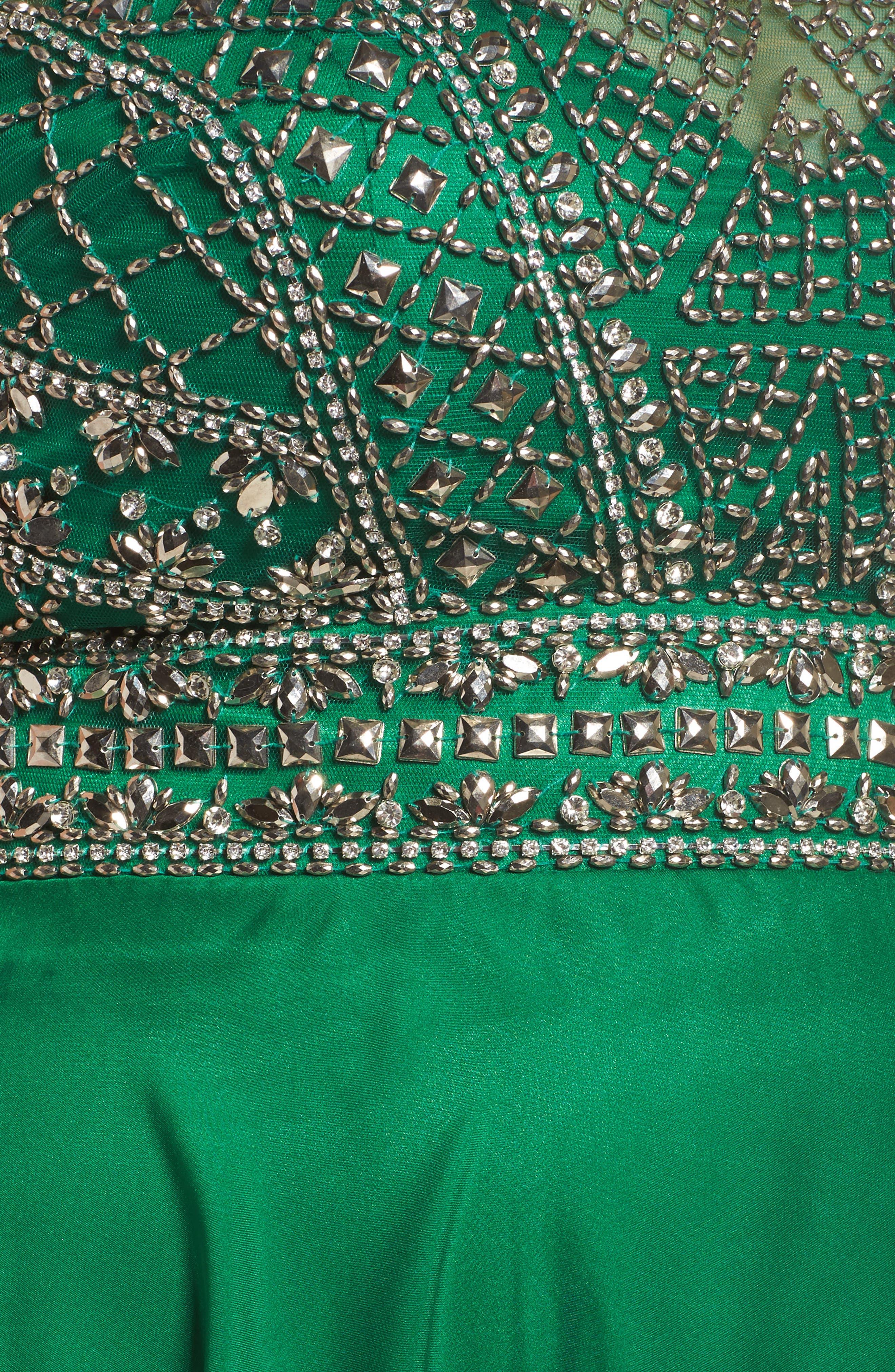 Embellished Ballgown,                             Alternate thumbnail 5, color,                             320