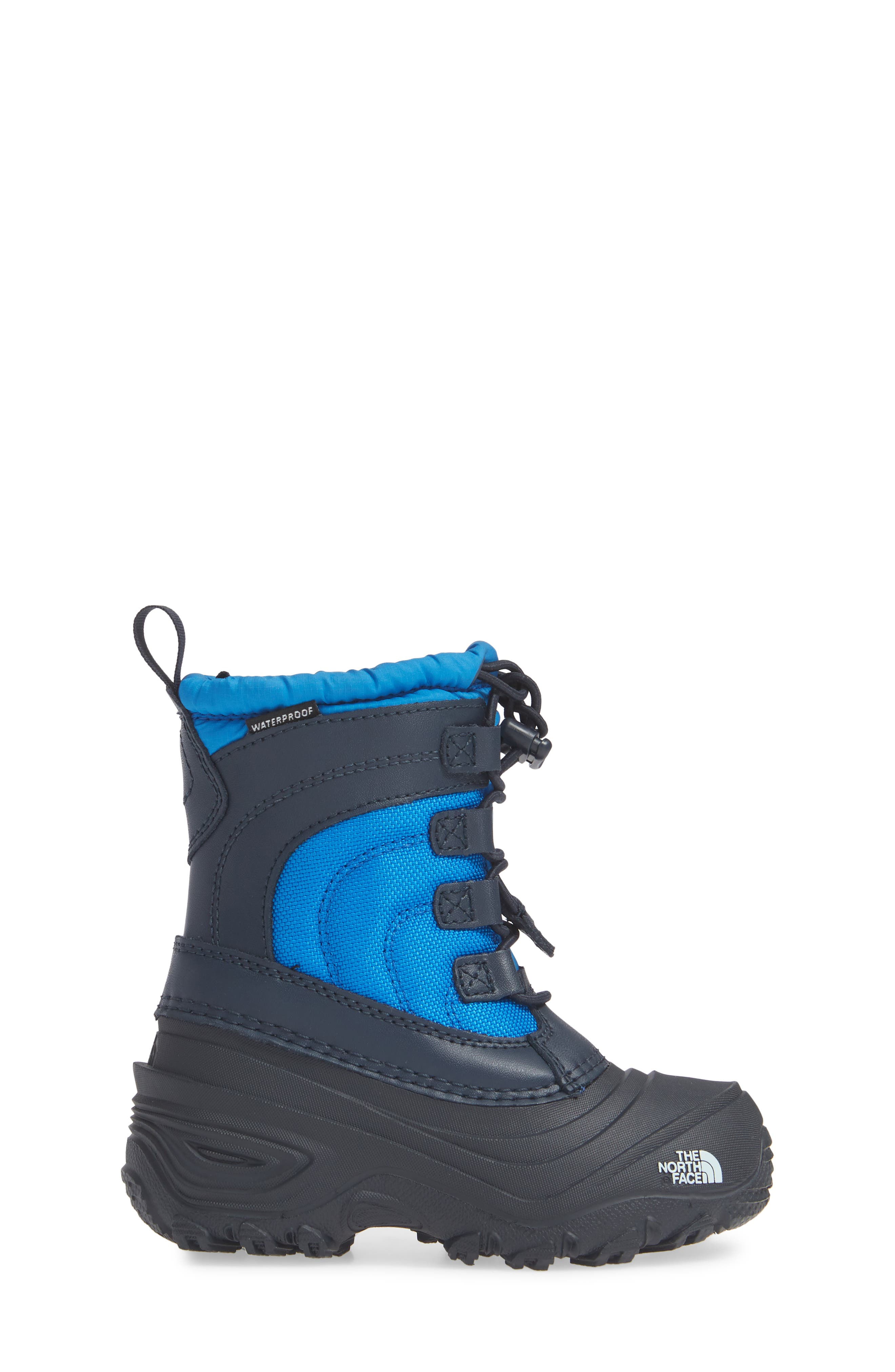 'Alpenglow IV' Bungee Lace Waterproof Boot,                             Alternate thumbnail 3, color,                             402