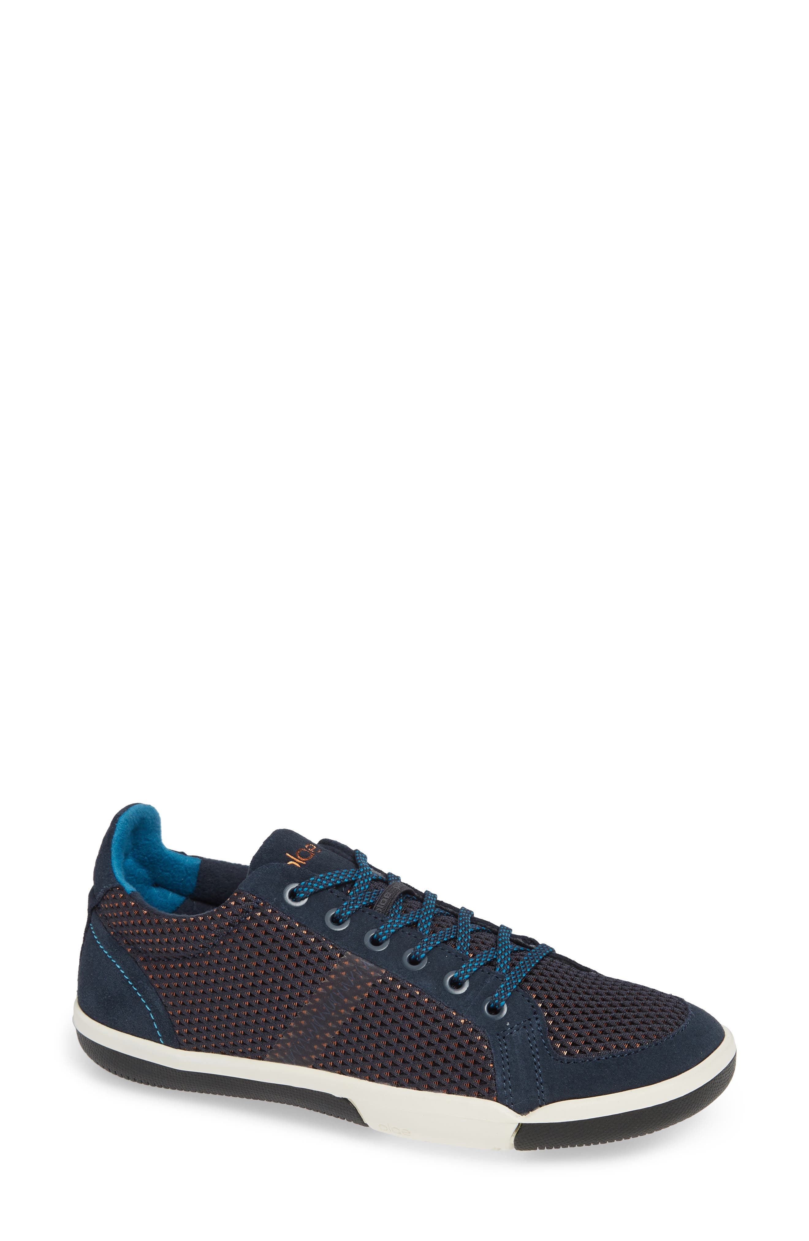 Prospect Sneaker,                         Main,                         color, STINGRAY BLUE SUEDE