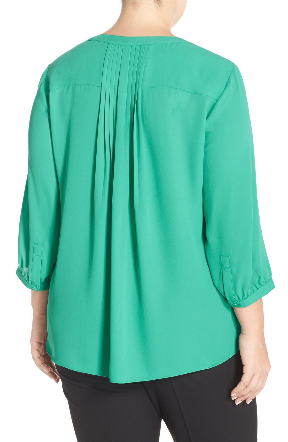 Henley Top,                             Alternate thumbnail 289, color,