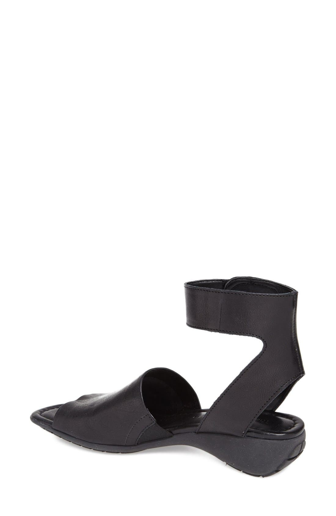 'Beglad' Leather Ankle Strap Sandal,                             Alternate thumbnail 22, color,