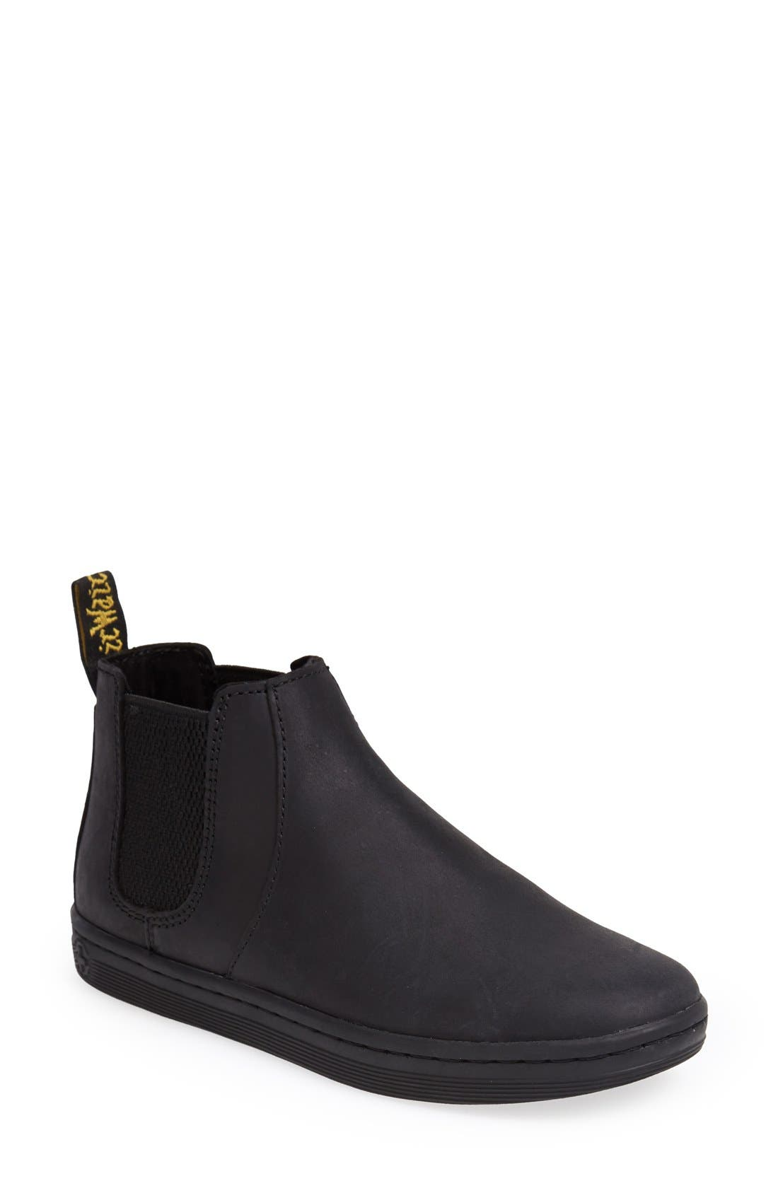 'Katya' Chelsea Boot,                             Main thumbnail 1, color,                             001