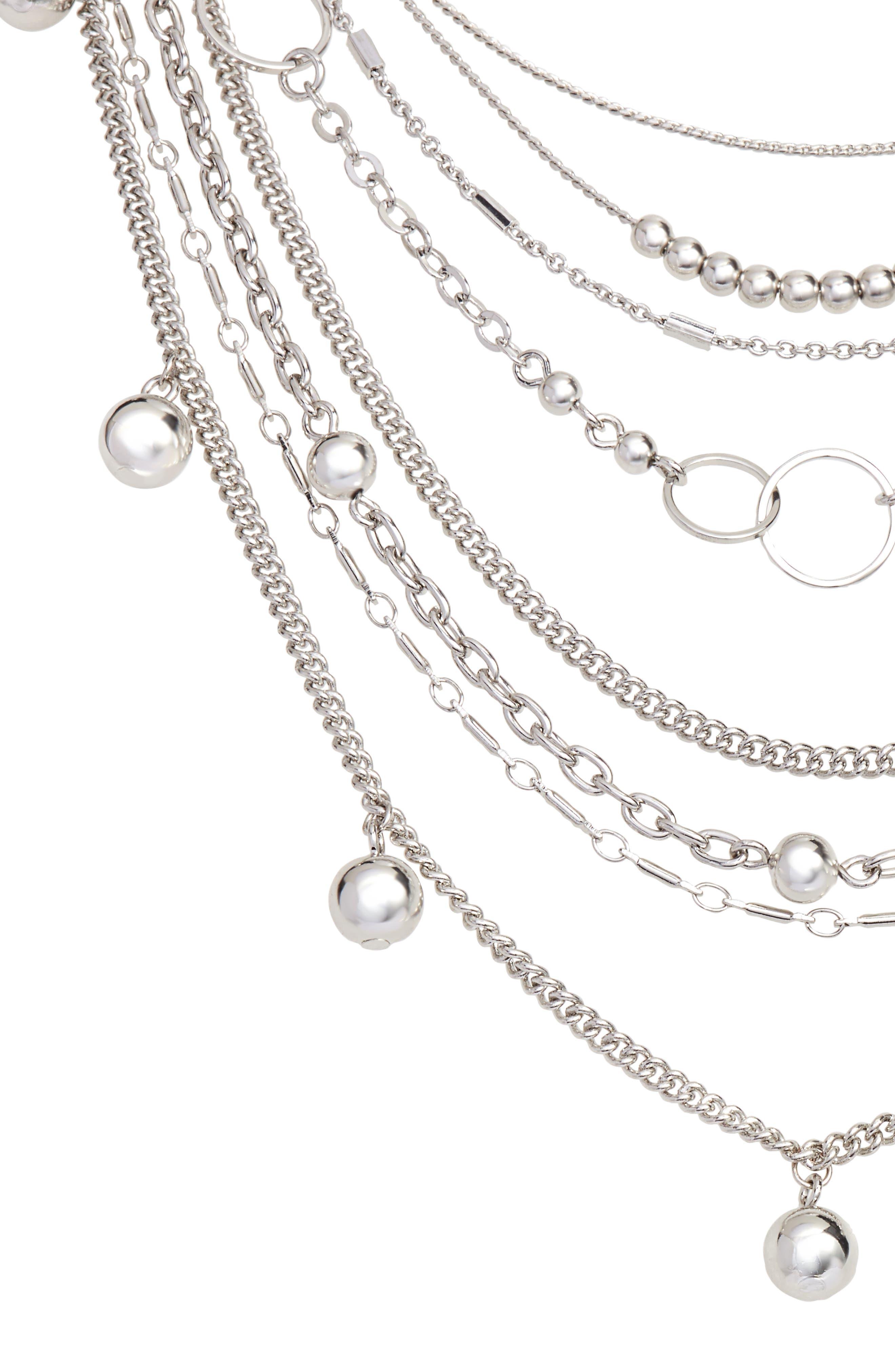 Multistrand Necklace,                         Main,                         color, 040