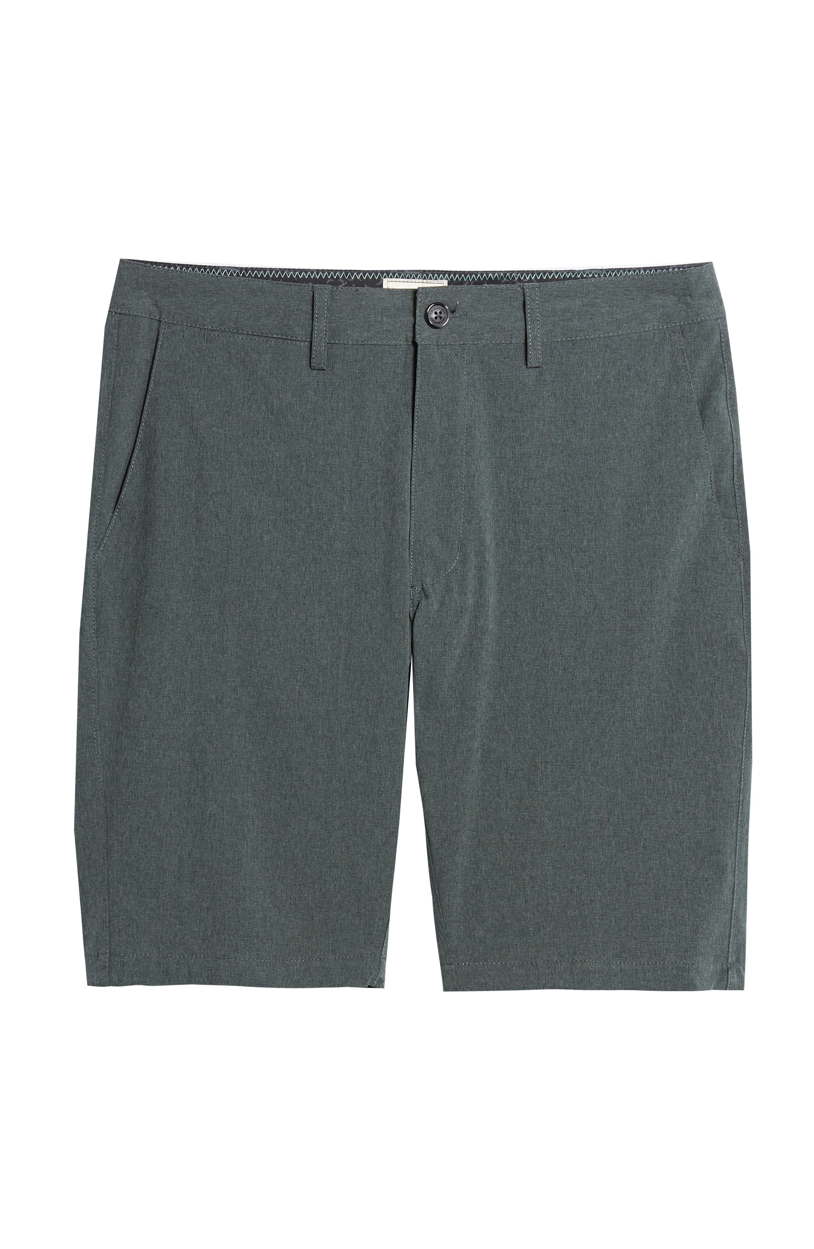 Adrenaline Stretch Shorts,                             Alternate thumbnail 6, color,                             010