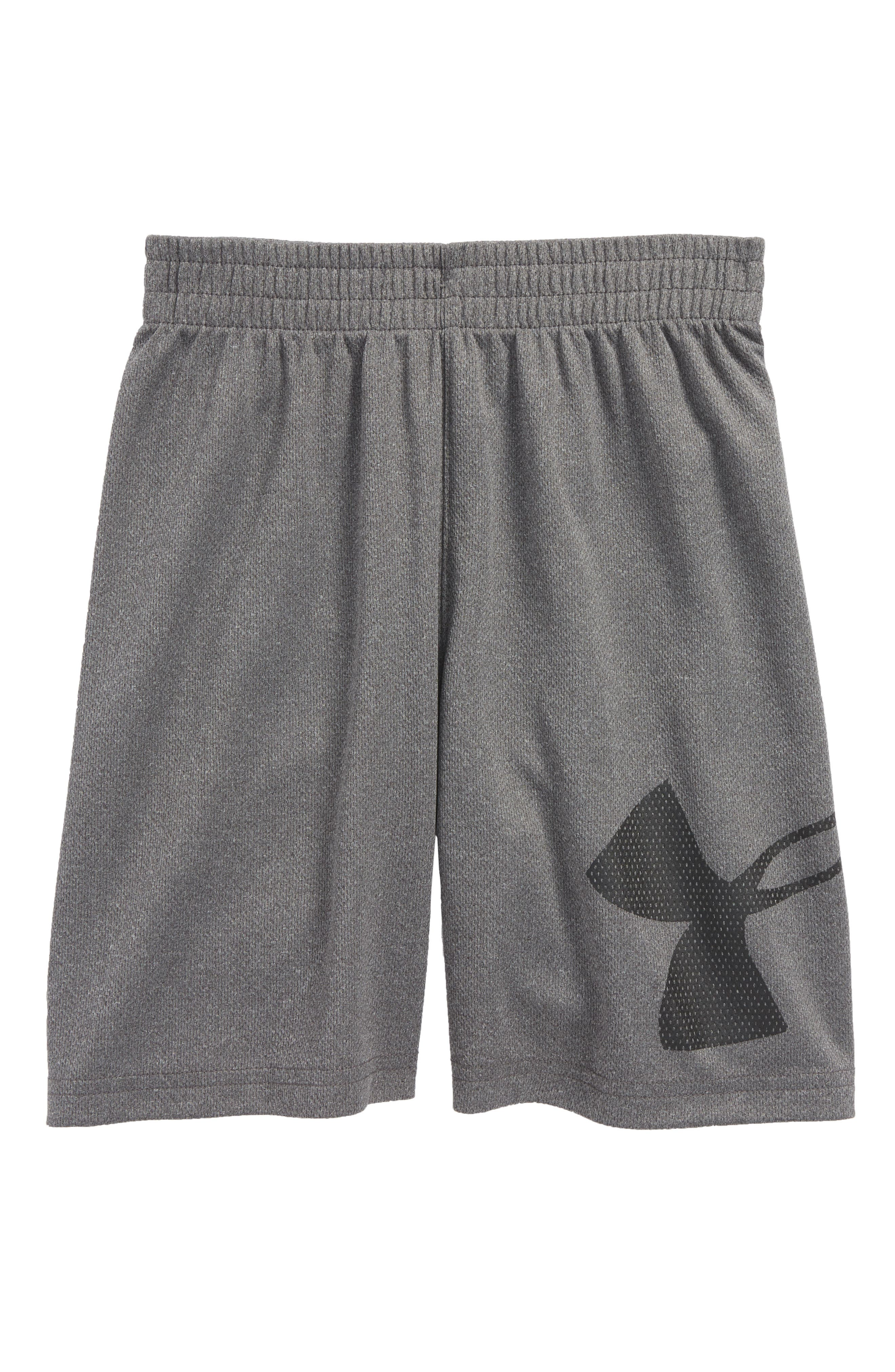 Zoom Striker Mesh HeatGear<sup>®</sup> Shorts,                         Main,                         color, 020