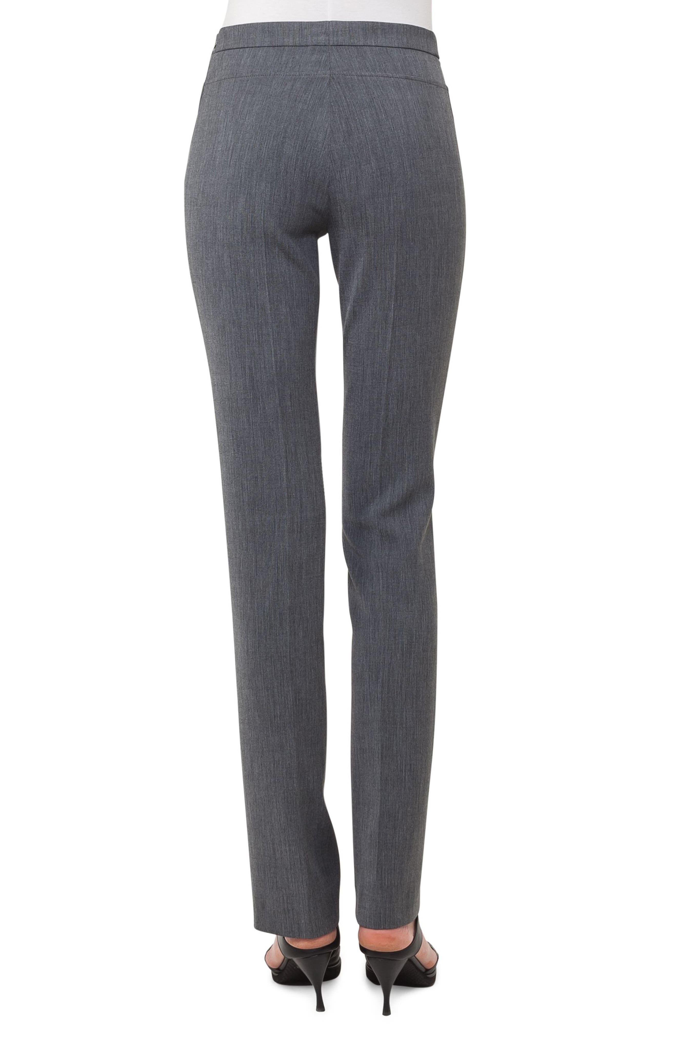 Francoise Jersey Pants,                             Alternate thumbnail 2, color,                             001