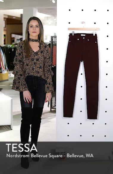 Good Legs High Waist Skinny Jeans, sales video thumbnail