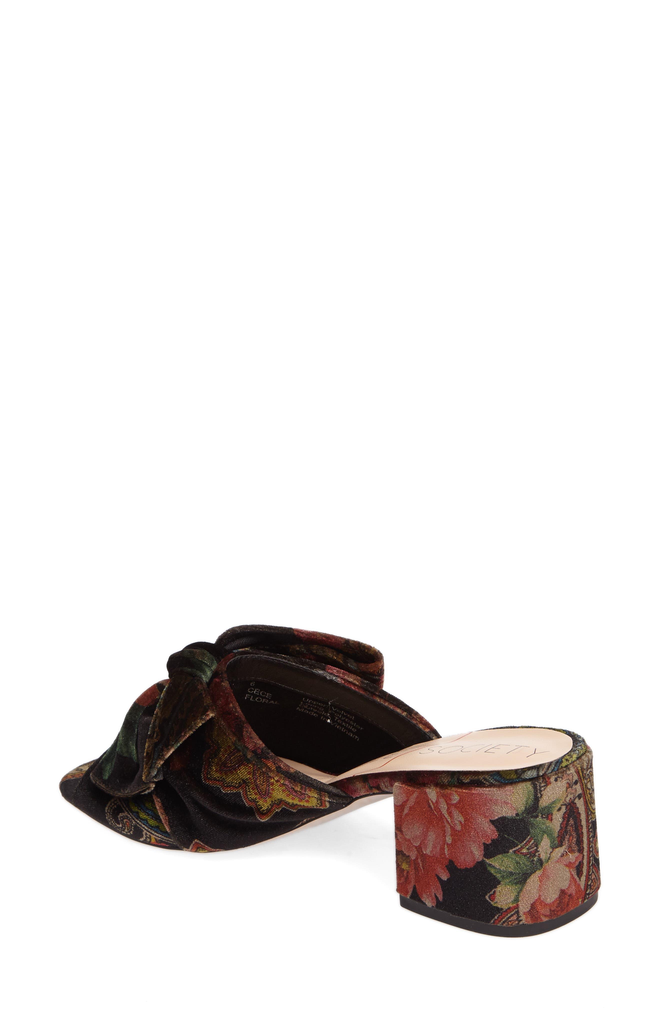 Cece Mule Sandal,                             Alternate thumbnail 3, color,
