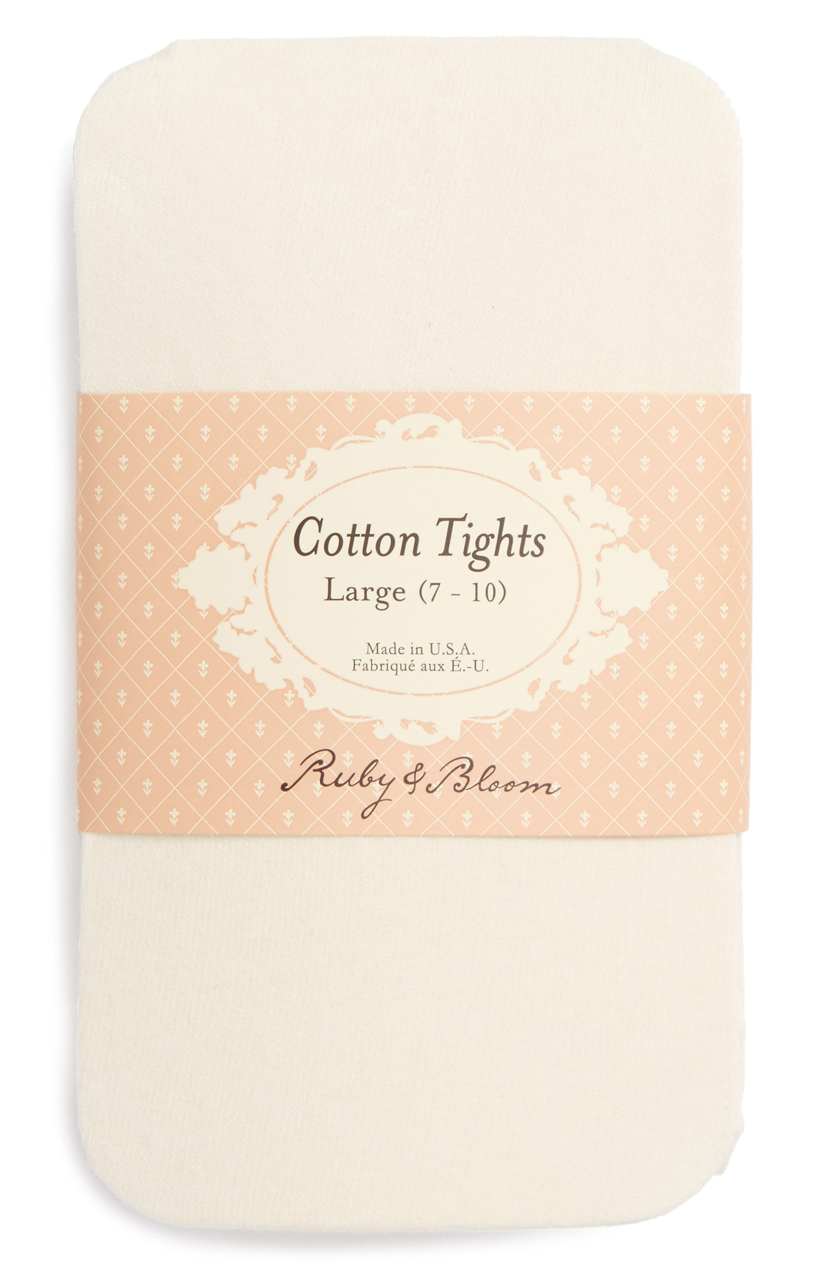 Cotton Tights,                             Alternate thumbnail 19, color,