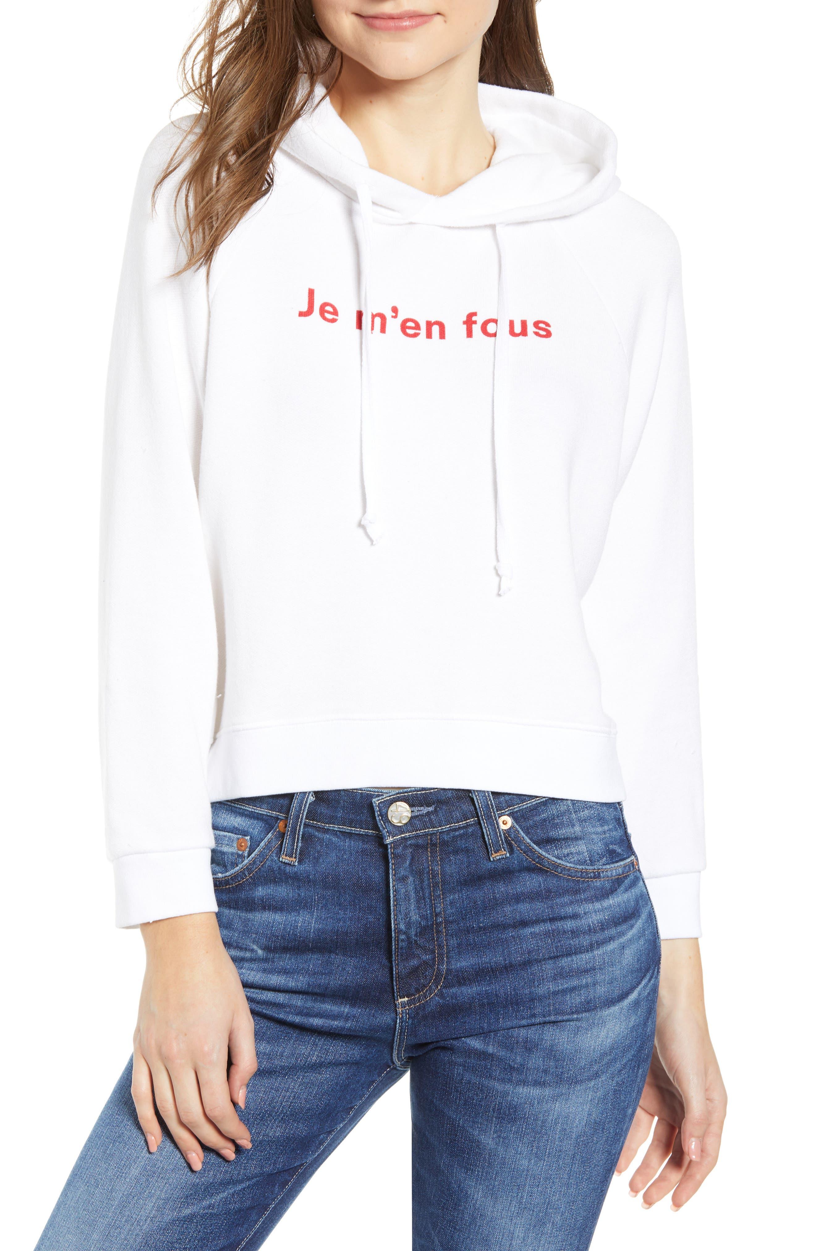 Coronado Hooded Sweatshirt, Main, color, 100