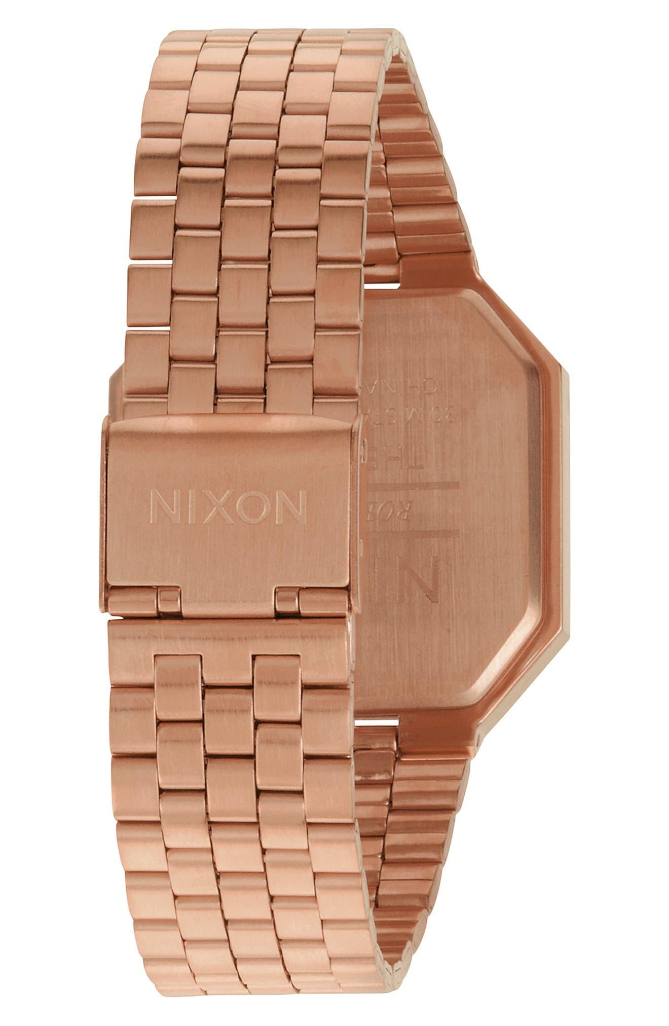 Rerun Digital Bracelet Watch, 39mm,                             Alternate thumbnail 6, color,