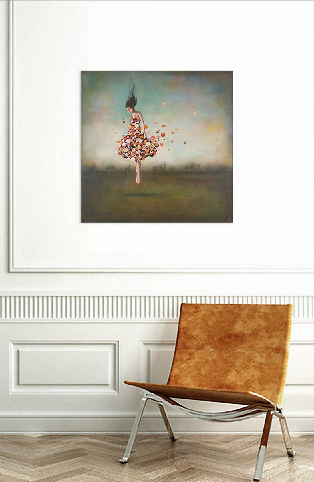 'Boundlessness In Bloom' Giclée Print Canvas Art,                             Alternate thumbnail 3, color,                             300