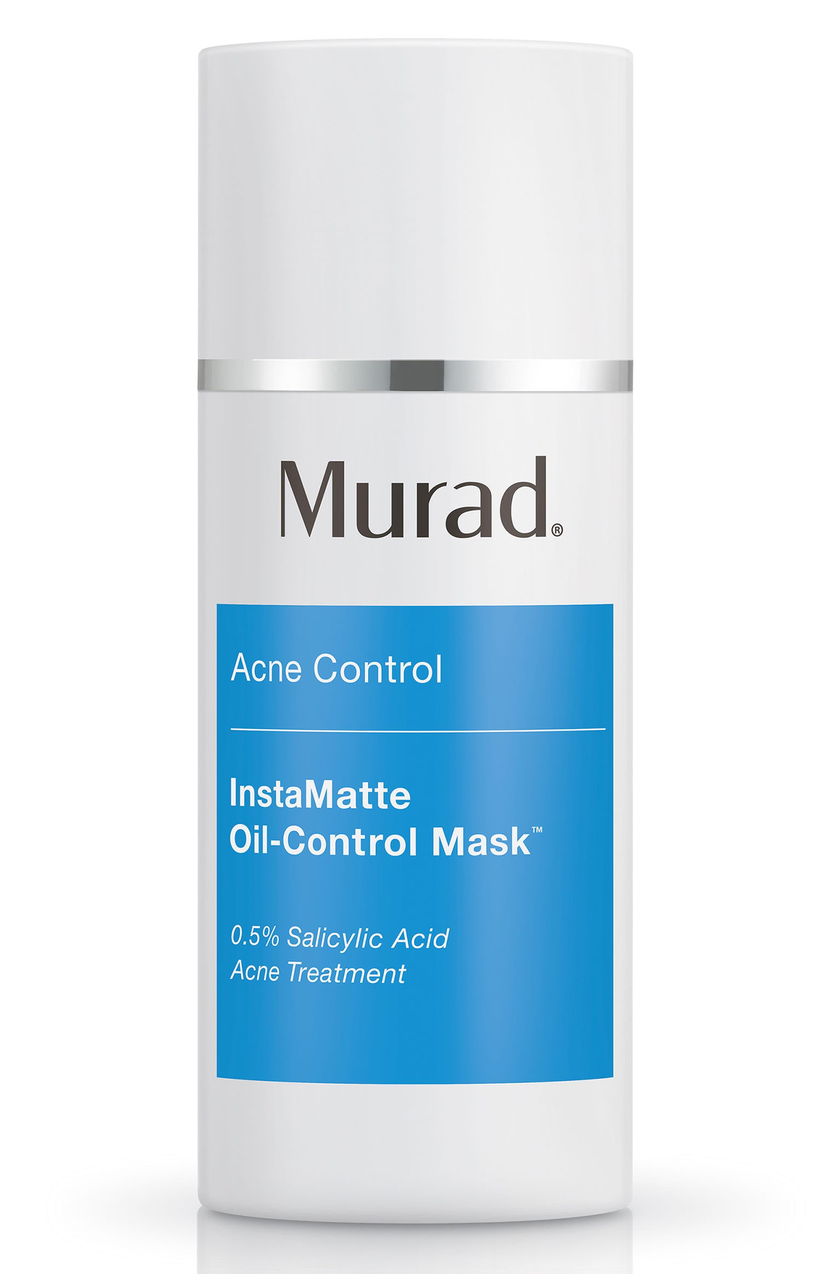 'InstaMatte' Oil-Control Mask,                             Main thumbnail 1, color,                             000