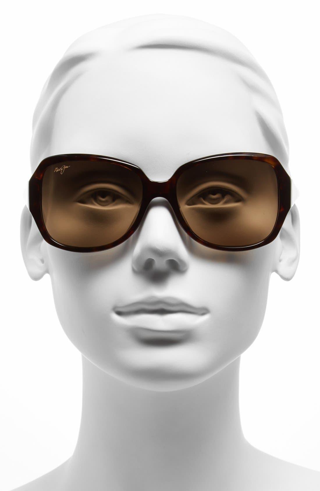 Kalena 57mm PolarizedPlus<sup>®</sup> Sunglasses,                             Alternate thumbnail 2, color,                             200