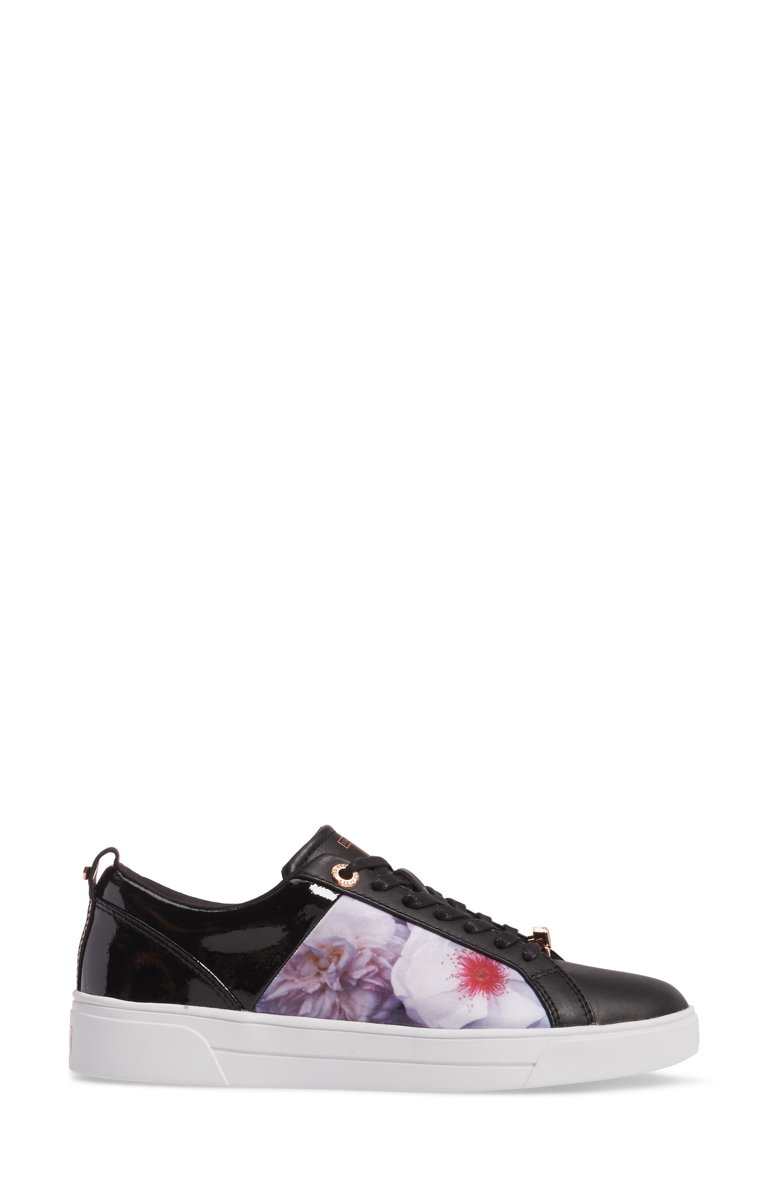 Fushar Sneaker,                             Alternate thumbnail 3, color,                             001