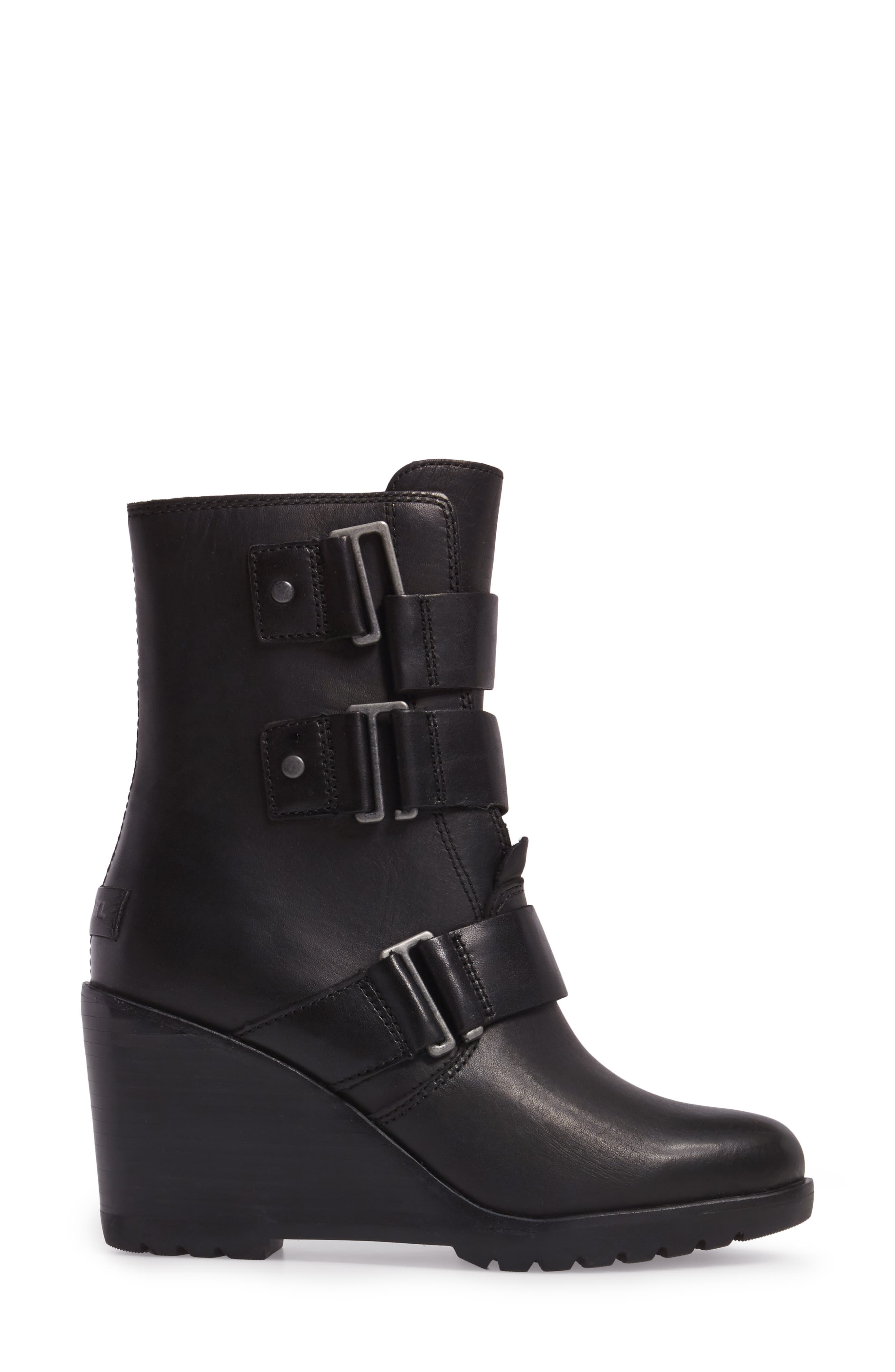 After Hours Waterproof Bootie,                             Alternate thumbnail 7, color,