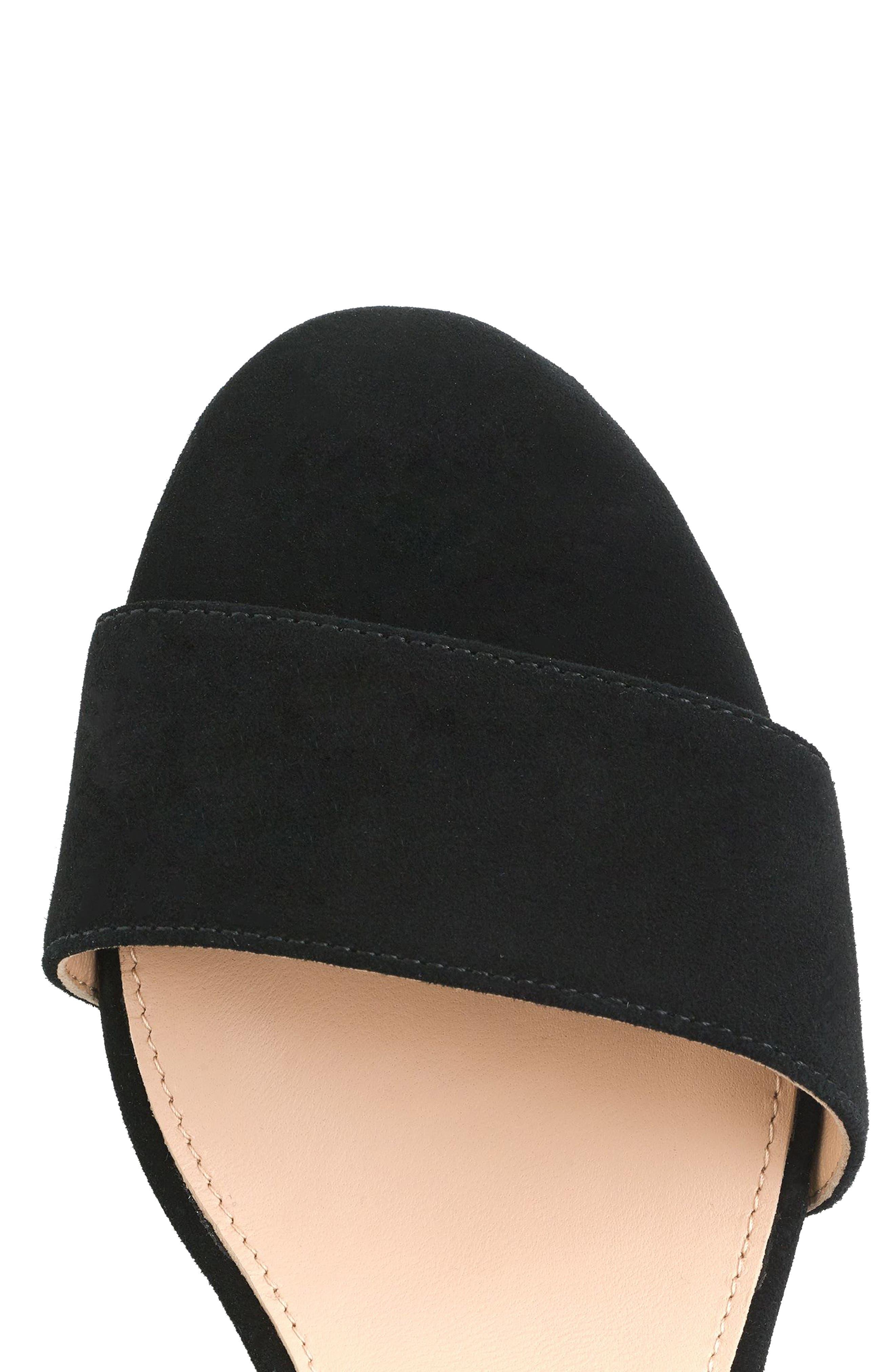 Strappy Block Heel Sandal,                             Alternate thumbnail 7, color,