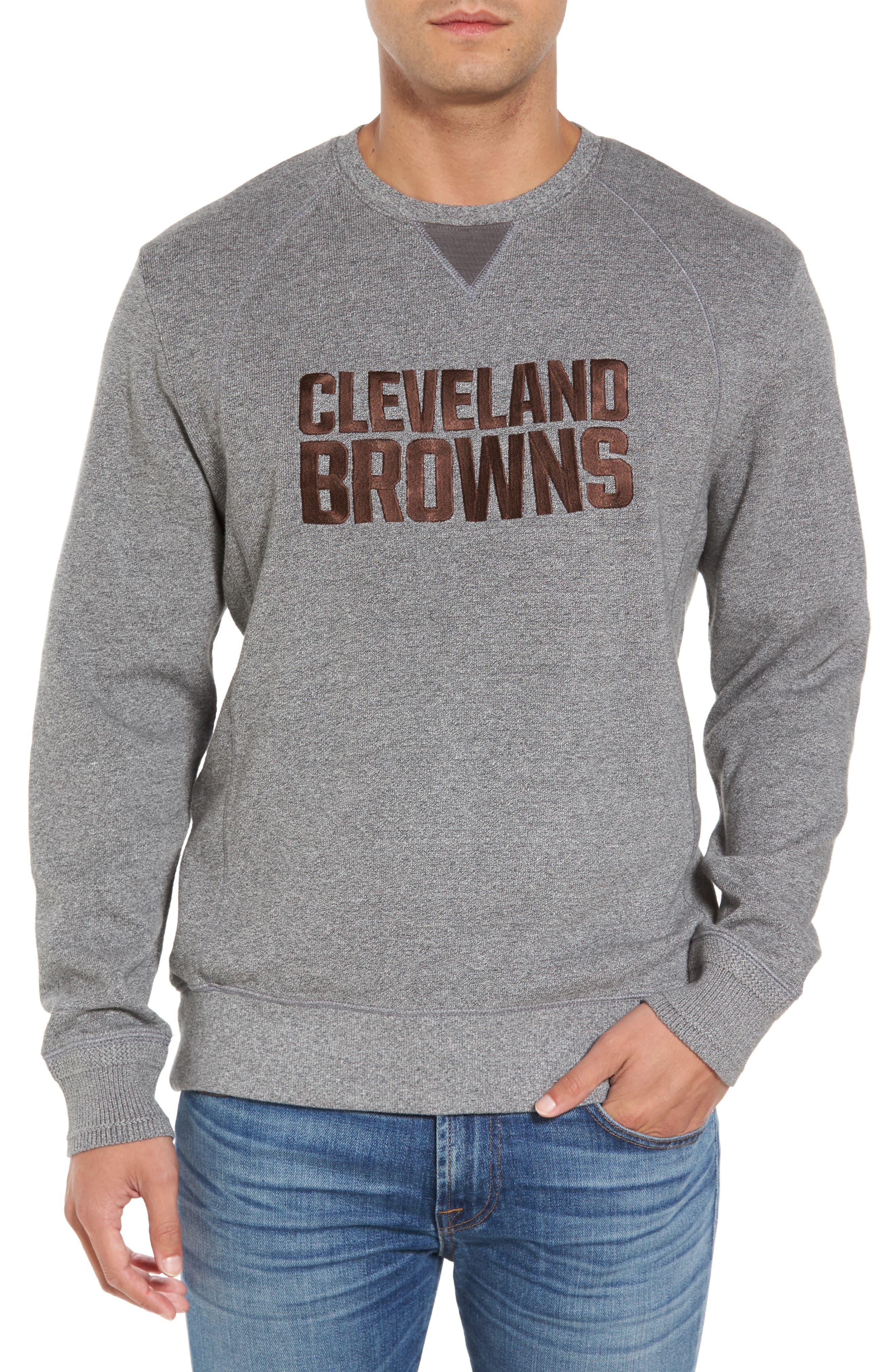 NFL Stitch of Liberty Embroidered Crewneck Sweatshirt,                             Main thumbnail 7, color,