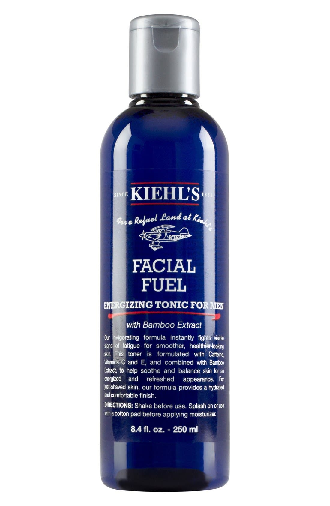'Facial Fuel' Energizing Tonic for Men,                             Main thumbnail 1, color,                             000