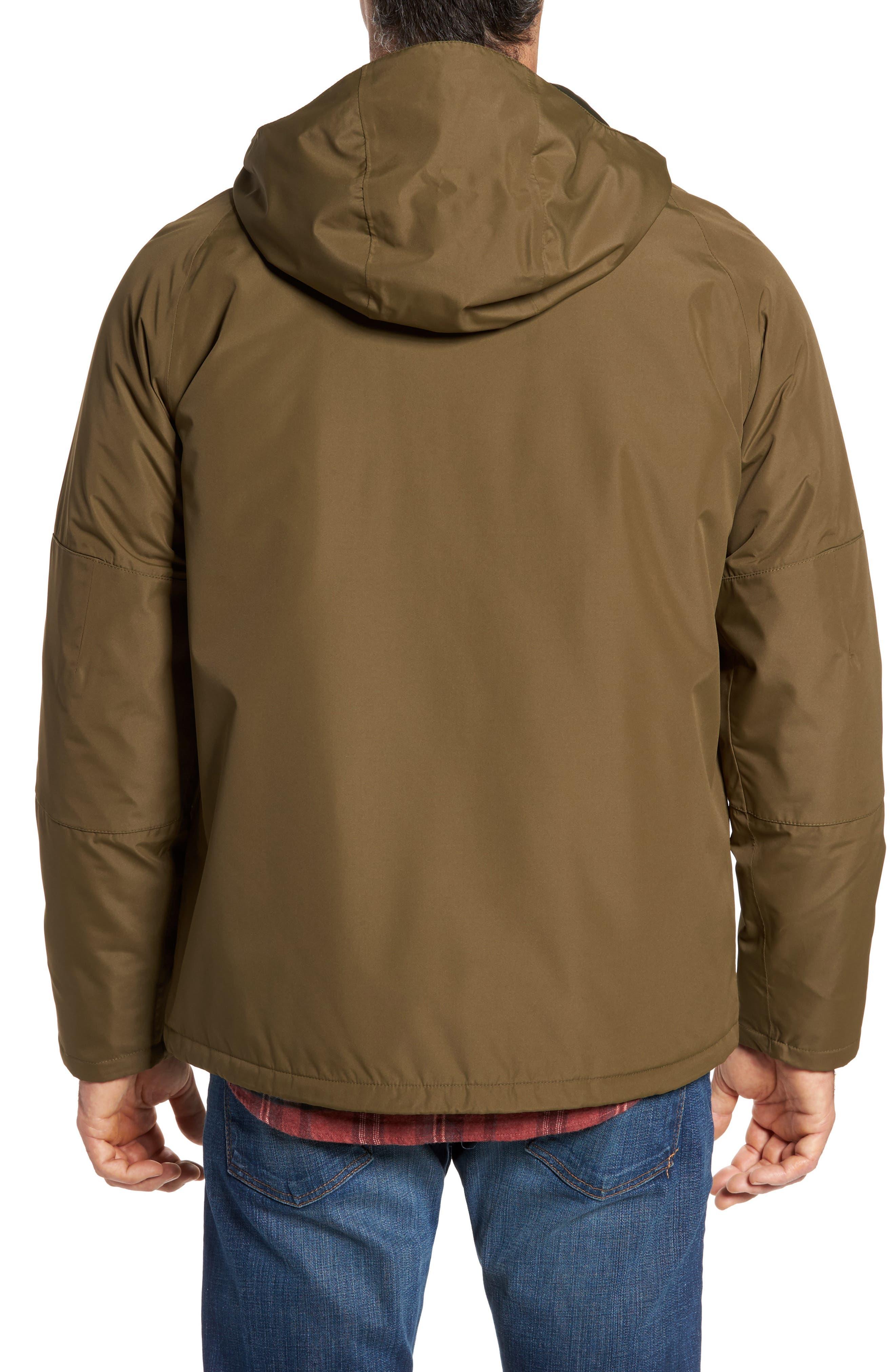 Rydal Waterproof Hooded Jacket,                             Alternate thumbnail 2, color,                             340
